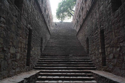 City Hangout - Best Reading Spot, Agrasen ki Baoli