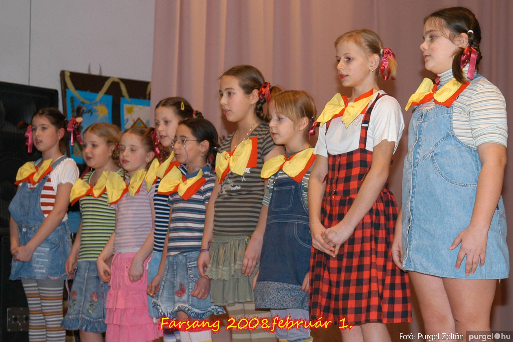 2008.12.01. 003 Forray Máté Általános Iskola farsang 2008. - Fotó:PURGEL ZOLTÁN© 003.jpg