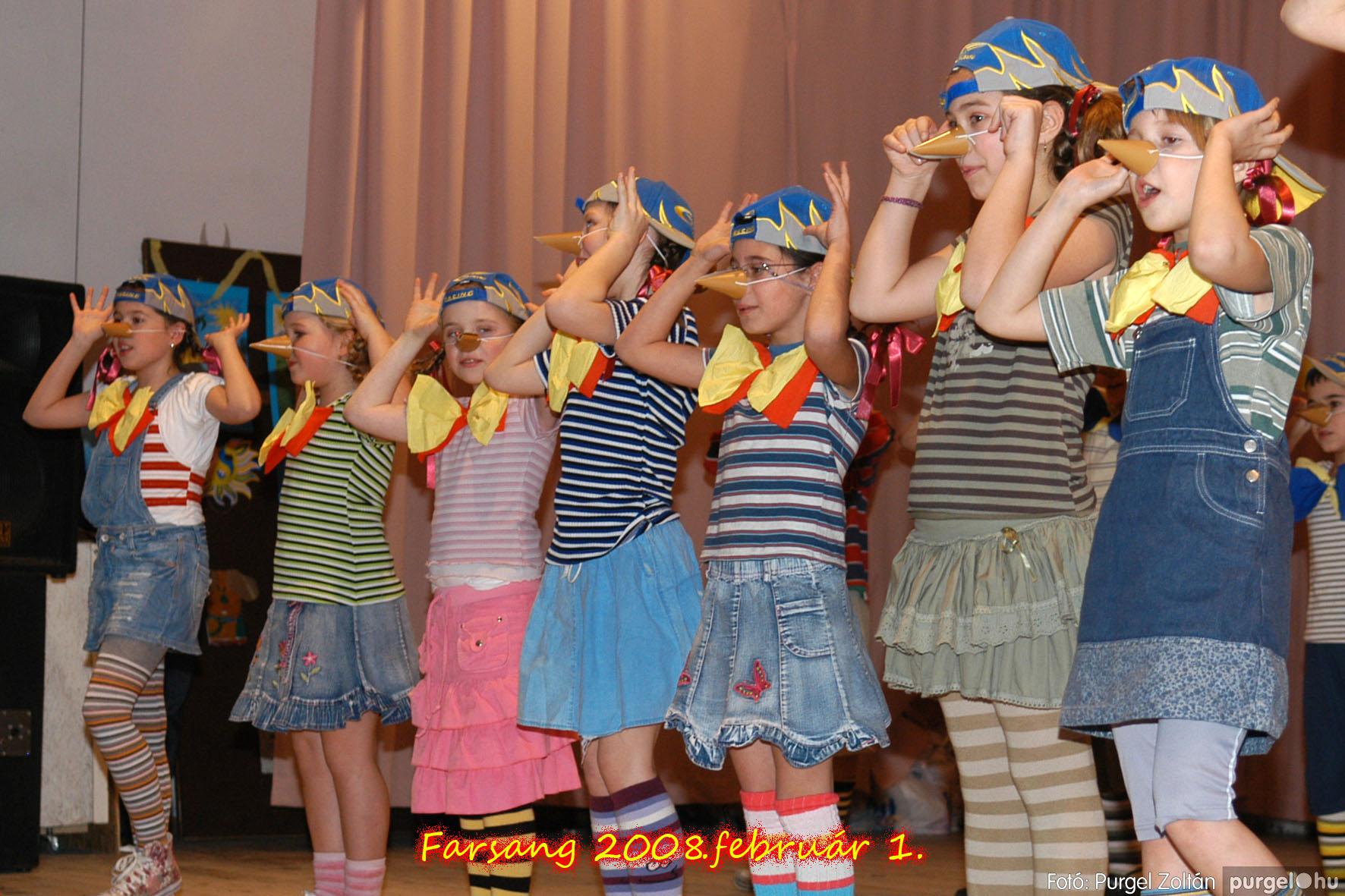 2008.12.01. 073 Forray Máté Általános Iskola farsang 2008. - Fotó:PURGEL ZOLTÁN© 073.jpg