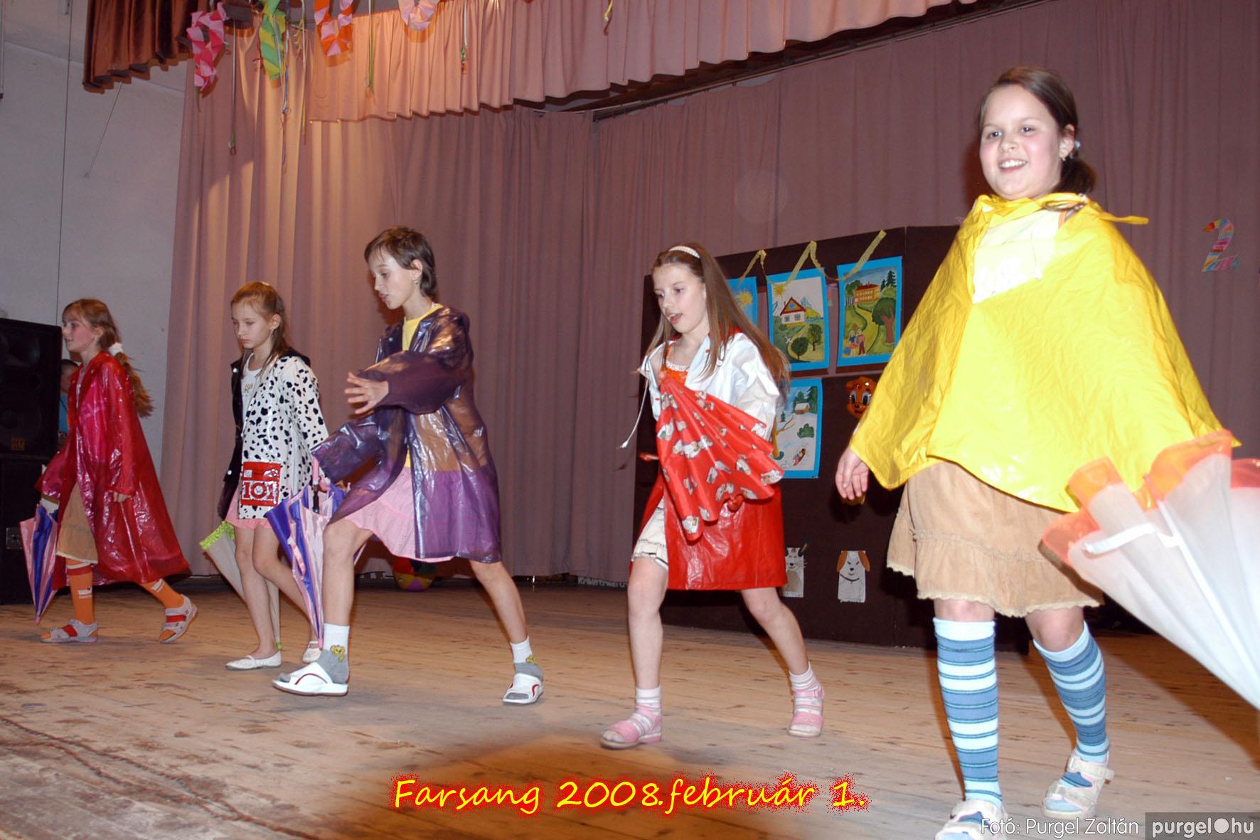 2008.12.01. 095 Forray Máté Általános Iskola farsang 2008. - Fotó:PURGEL ZOLTÁN© 095.jpg