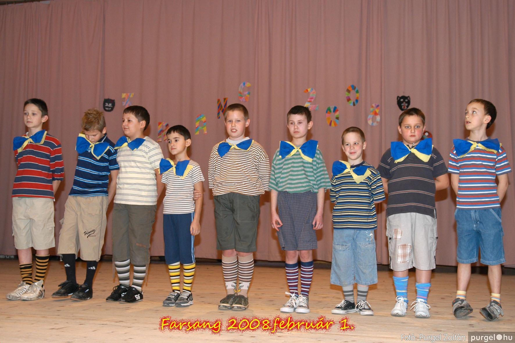 2008.12.01. 002 Forray Máté Általános Iskola farsang 2008. - Fotó:PURGEL ZOLTÁN© 002.jpg
