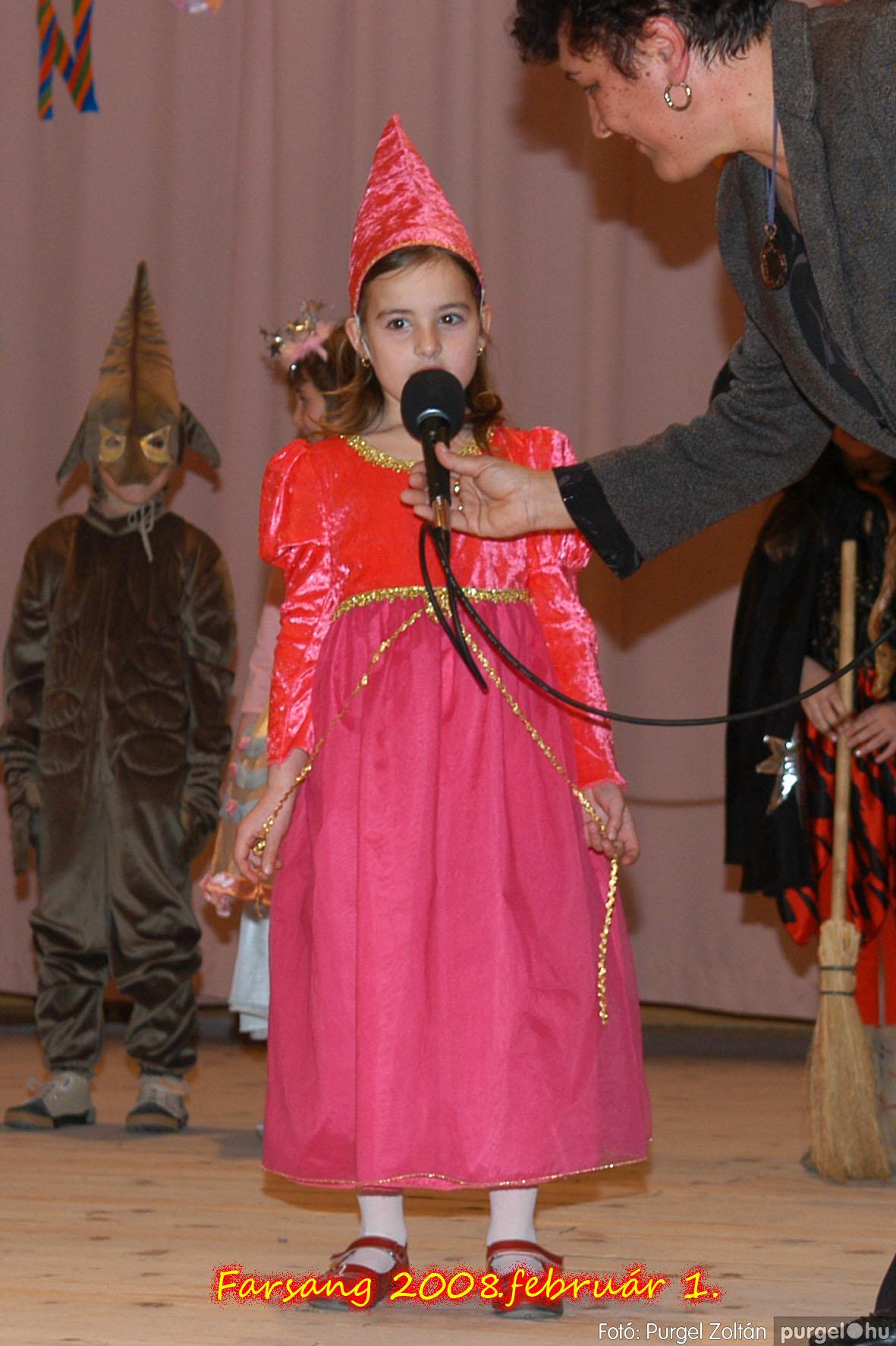 2008.12.01. 013 Forray Máté Általános Iskola farsang 2008. - Fotó:PURGEL ZOLTÁN© 013.jpg