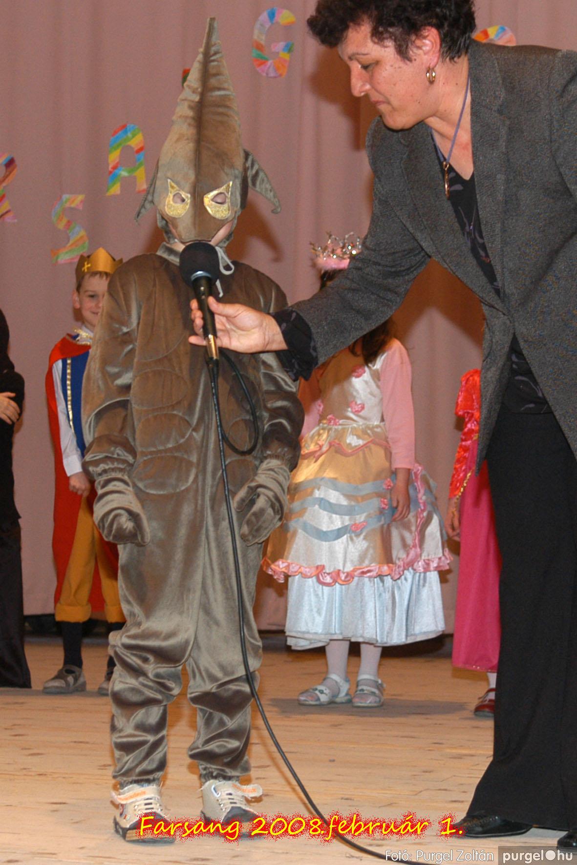 2008.12.01. 015 Forray Máté Általános Iskola farsang 2008. - Fotó:PURGEL ZOLTÁN© 015.jpg