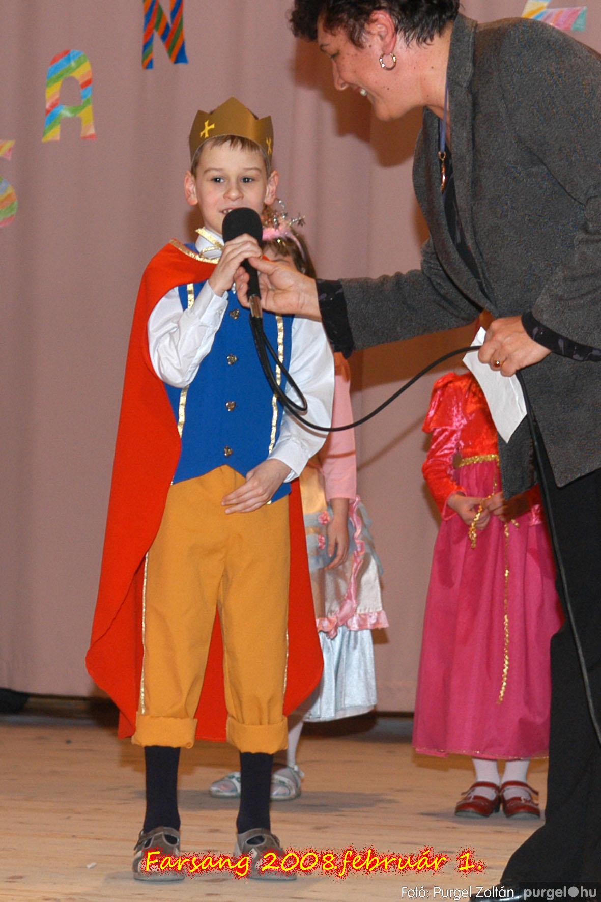 2008.12.01. 016 Forray Máté Általános Iskola farsang 2008. - Fotó:PURGEL ZOLTÁN© 016.jpg