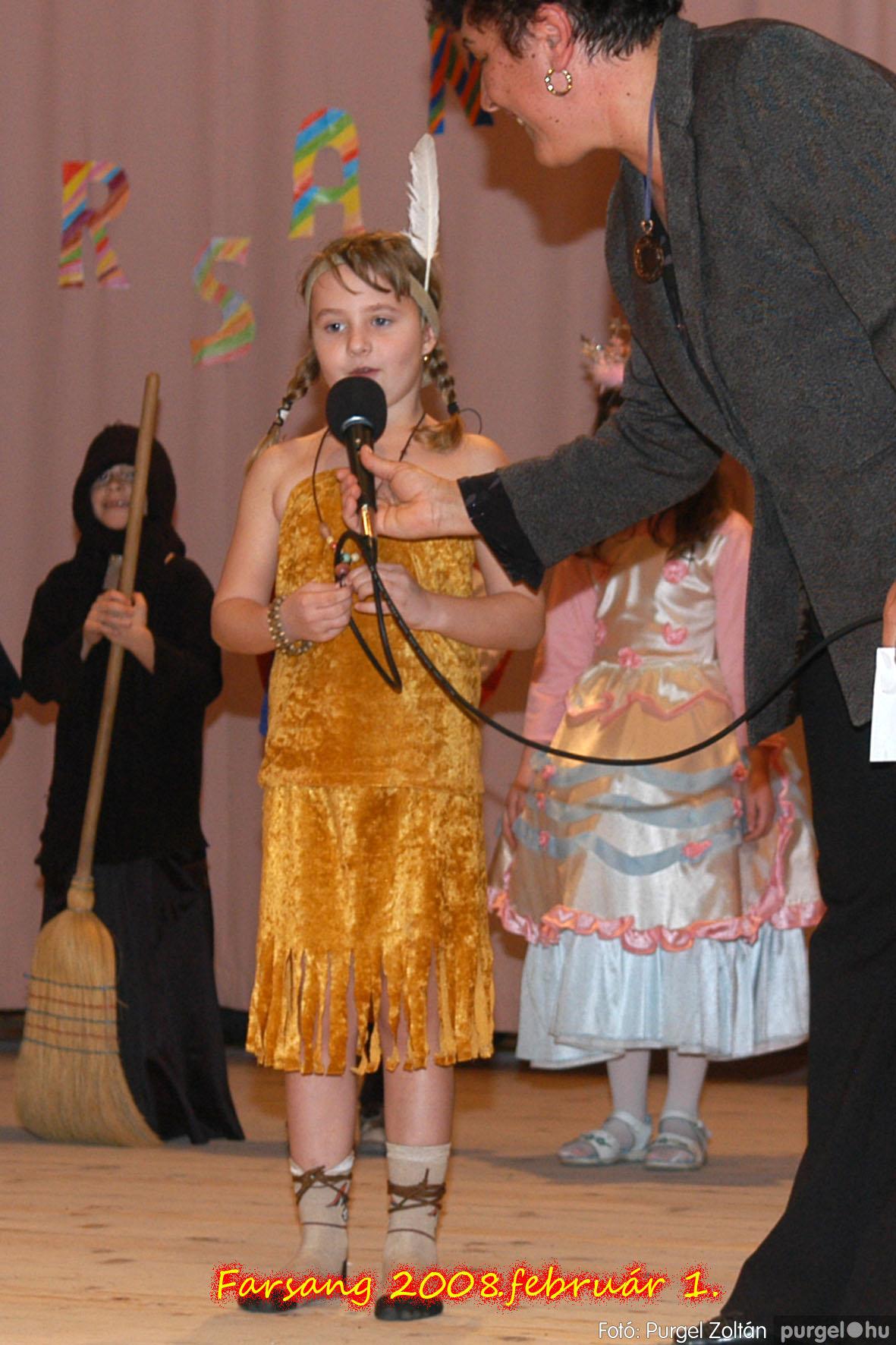 2008.12.01. 019 Forray Máté Általános Iskola farsang 2008. - Fotó:PURGEL ZOLTÁN© 019.jpg