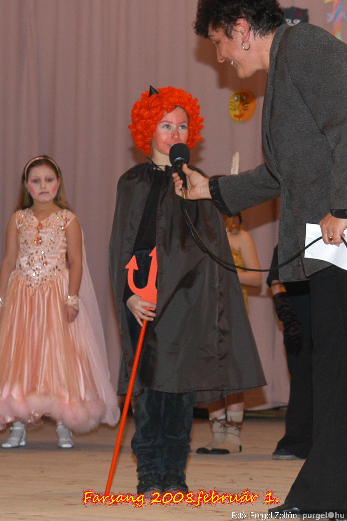 2008.12.01. 026 Forray Máté Általános Iskola farsang 2008. - Fotó:PURGEL ZOLTÁN© 026.jpg