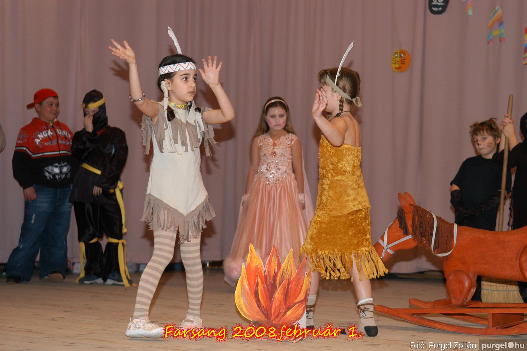 2008.12.01. 030 Forray Máté Általános Iskola farsang 2008. - Fotó:PURGEL ZOLTÁN© 030.jpg