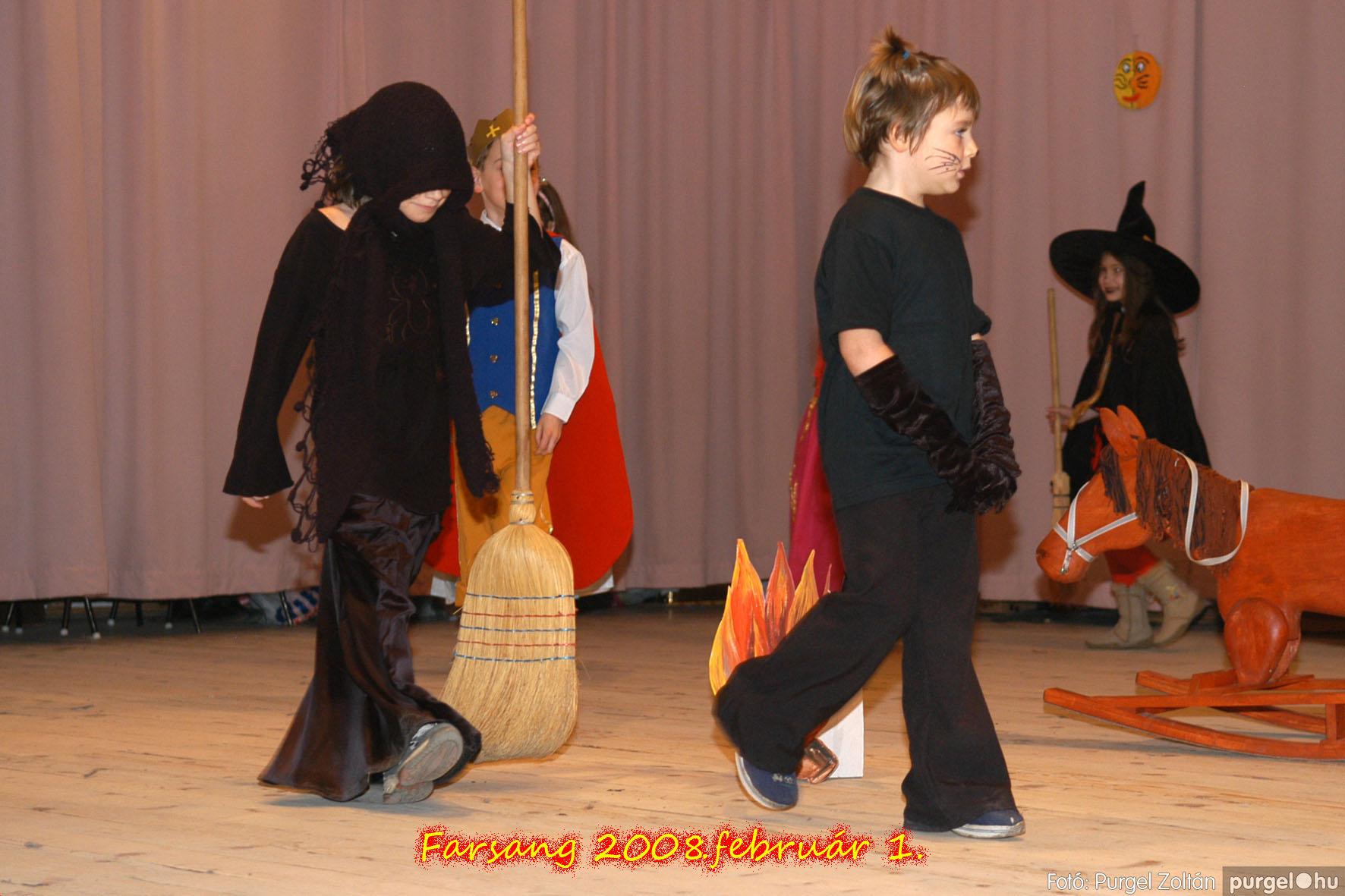 2008.12.01. 033 Forray Máté Általános Iskola farsang 2008. - Fotó:PURGEL ZOLTÁN© 033.jpg