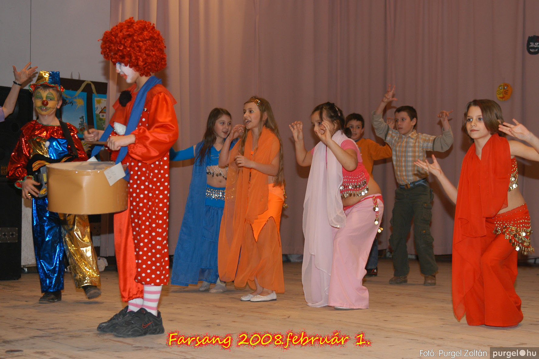 2008.12.01. 060 Forray Máté Általános Iskola farsang 2008. - Fotó:PURGEL ZOLTÁN© 060.jpg