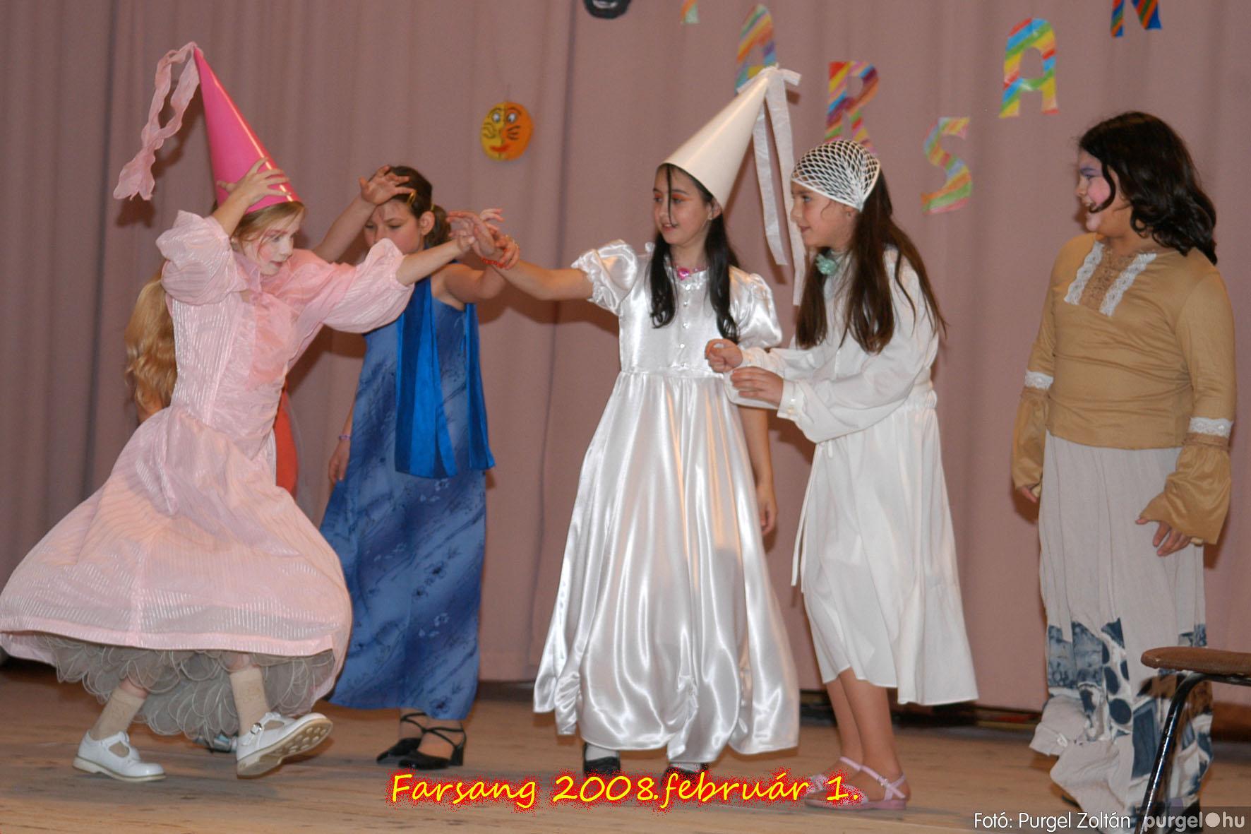 2008.12.01. 062 Forray Máté Általános Iskola farsang 2008. - Fotó:PURGEL ZOLTÁN© 062.jpg