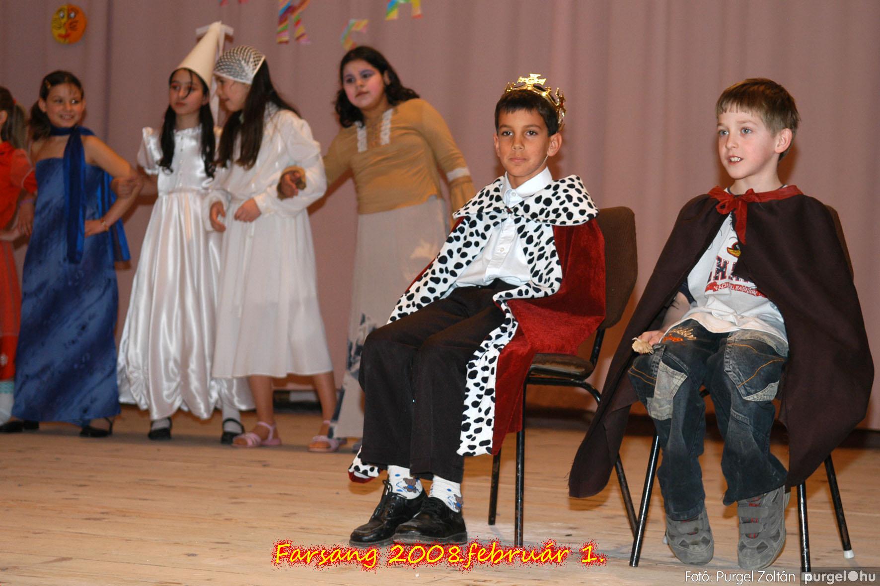 2008.12.01. 064 Forray Máté Általános Iskola farsang 2008. - Fotó:PURGEL ZOLTÁN© 064.jpg