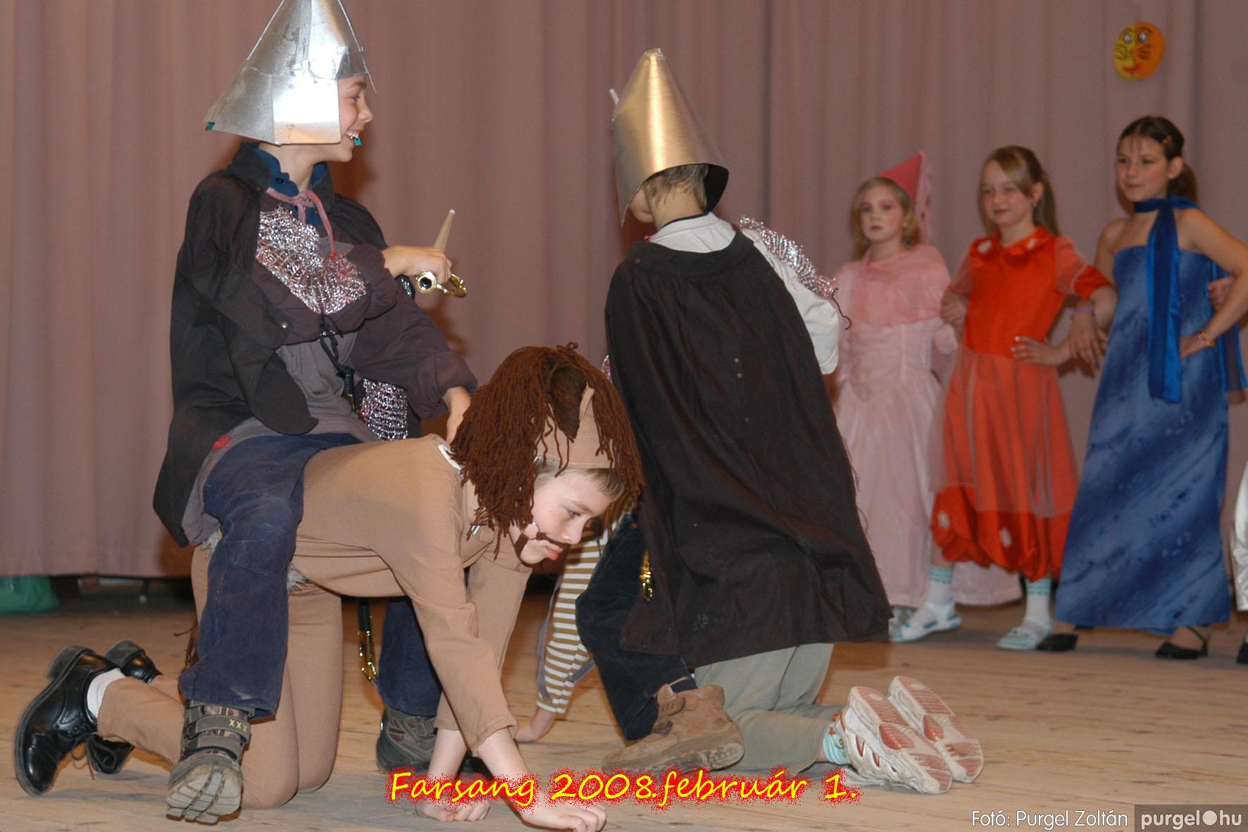 2008.12.01. 066 Forray Máté Általános Iskola farsang 2008. - Fotó:PURGEL ZOLTÁN© 066.jpg