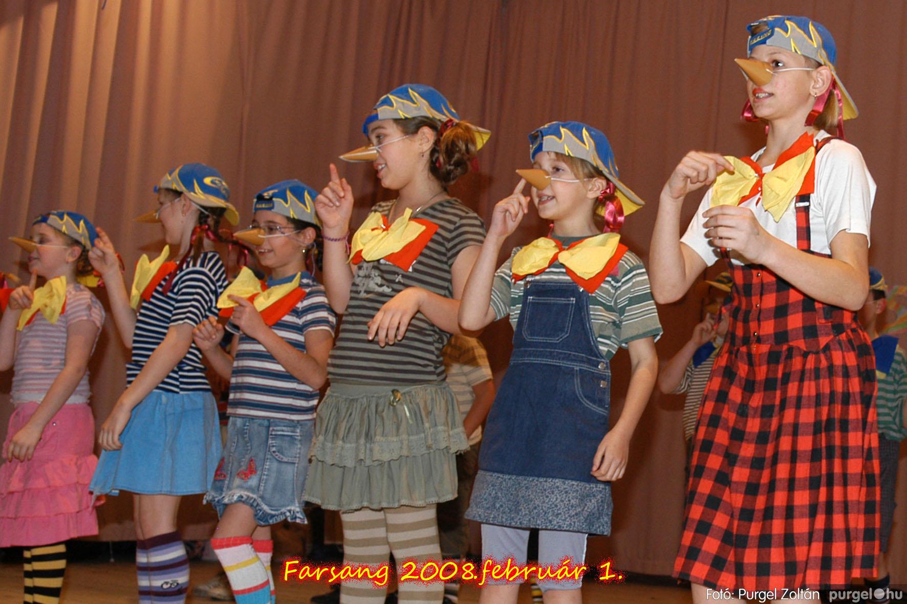 2008.12.01. 071 Forray Máté Általános Iskola farsang 2008. - Fotó:PURGEL ZOLTÁN© 071.jpg