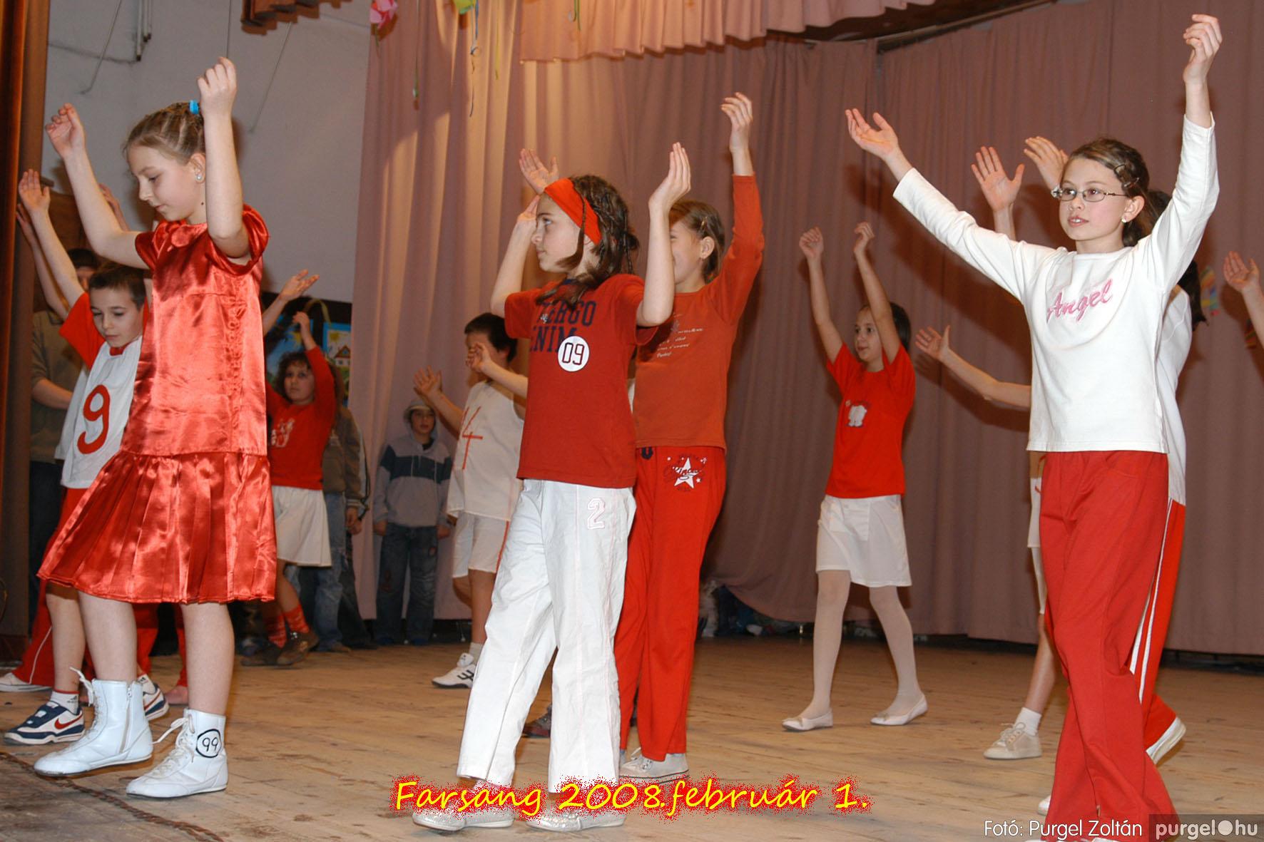 2008.12.01. 083 Forray Máté Általános Iskola farsang 2008. - Fotó:PURGEL ZOLTÁN© 083.jpg