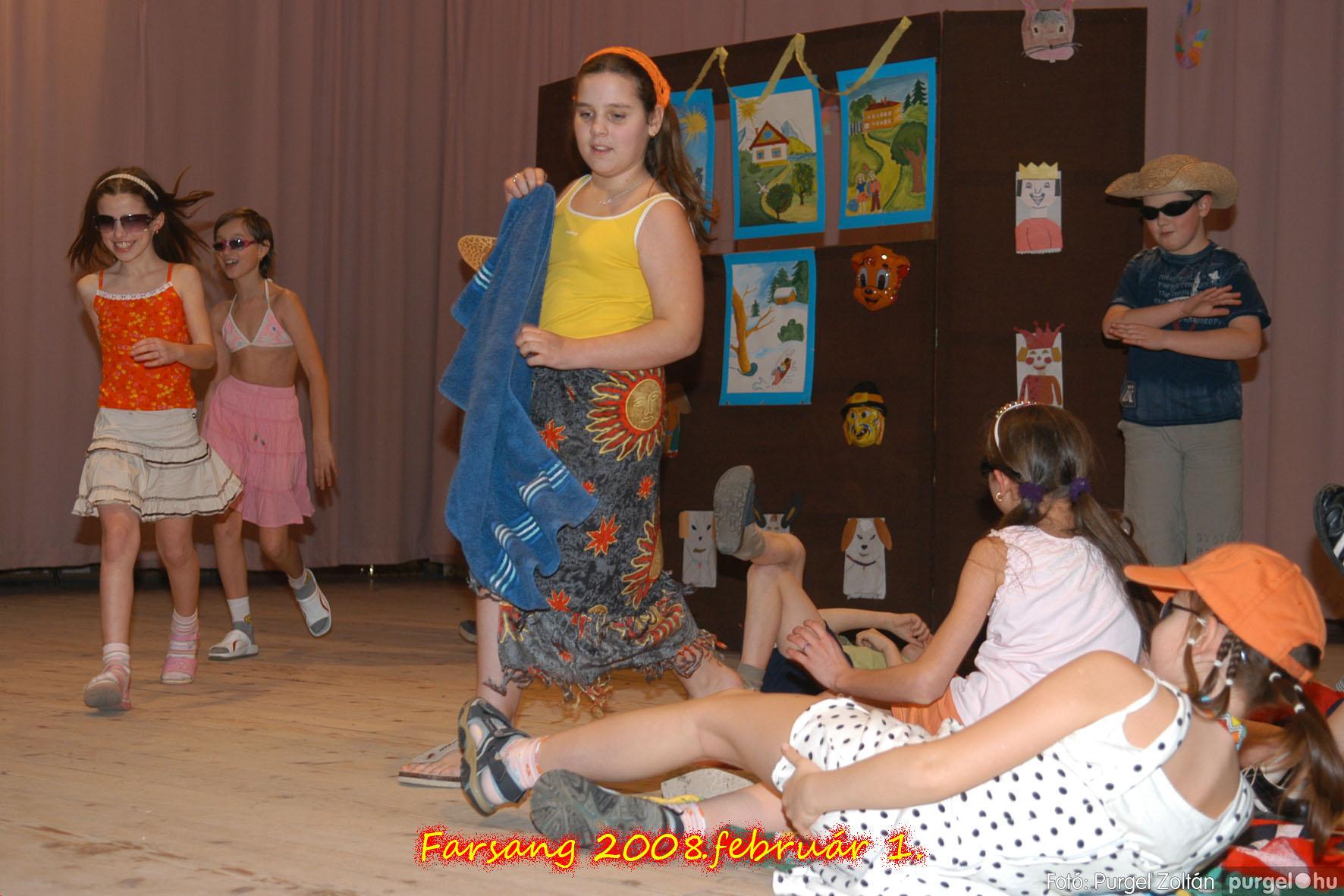 2008.12.01. 090 Forray Máté Általános Iskola farsang 2008. - Fotó:PURGEL ZOLTÁN© 090.jpg