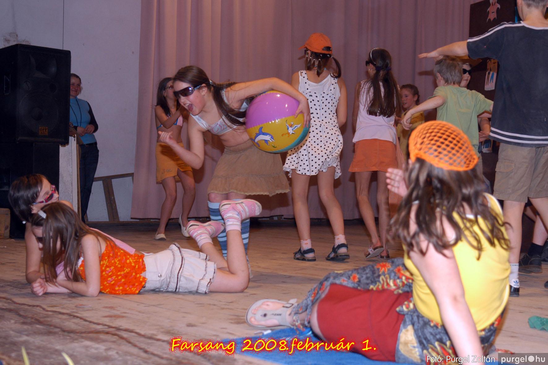 2008.12.01. 091 Forray Máté Általános Iskola farsang 2008. - Fotó:PURGEL ZOLTÁN© 091.jpg