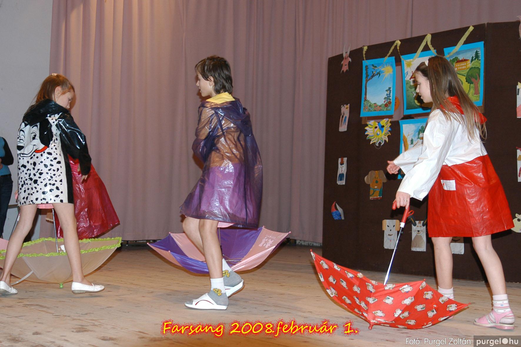 2008.12.01. 096 Forray Máté Általános Iskola farsang 2008. - Fotó:PURGEL ZOLTÁN© 096.jpg