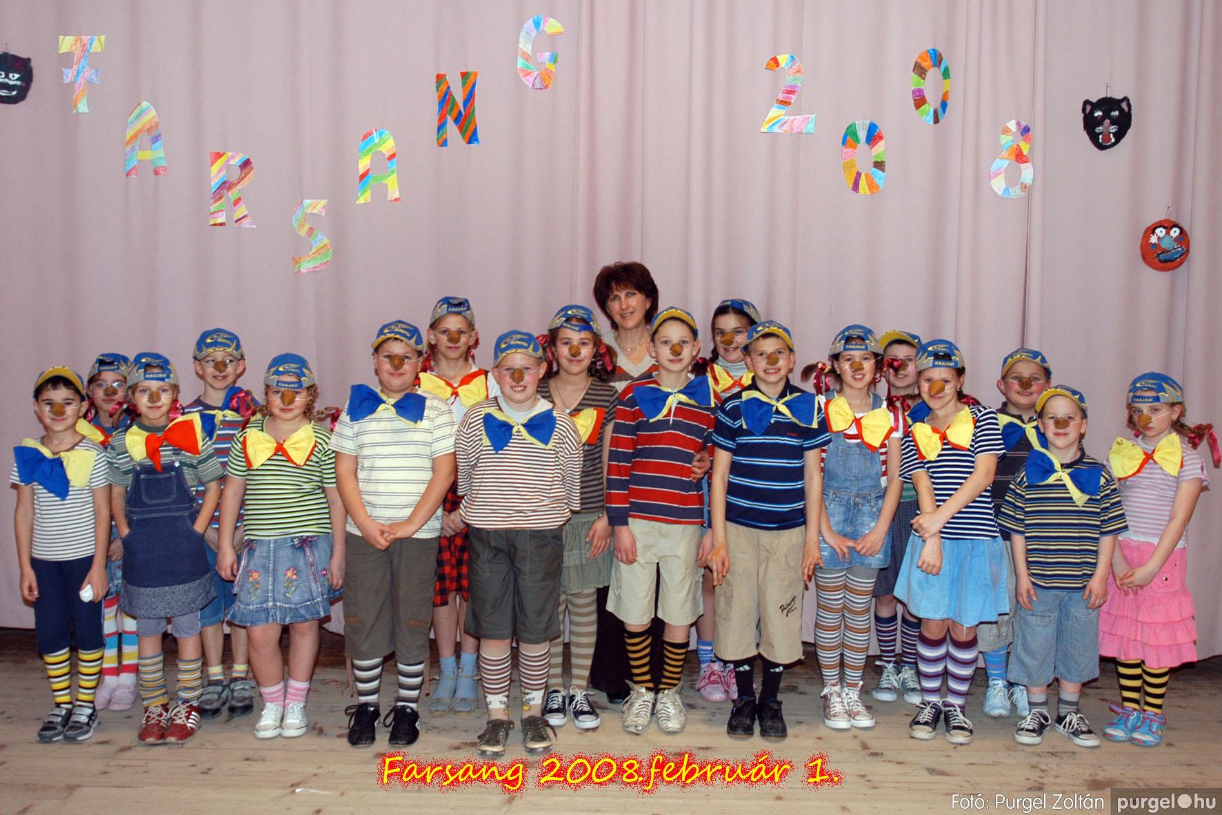 2008.12.01. 099 Forray Máté Általános Iskola farsang 2008. - Fotó:PURGEL ZOLTÁN© 099.jpg