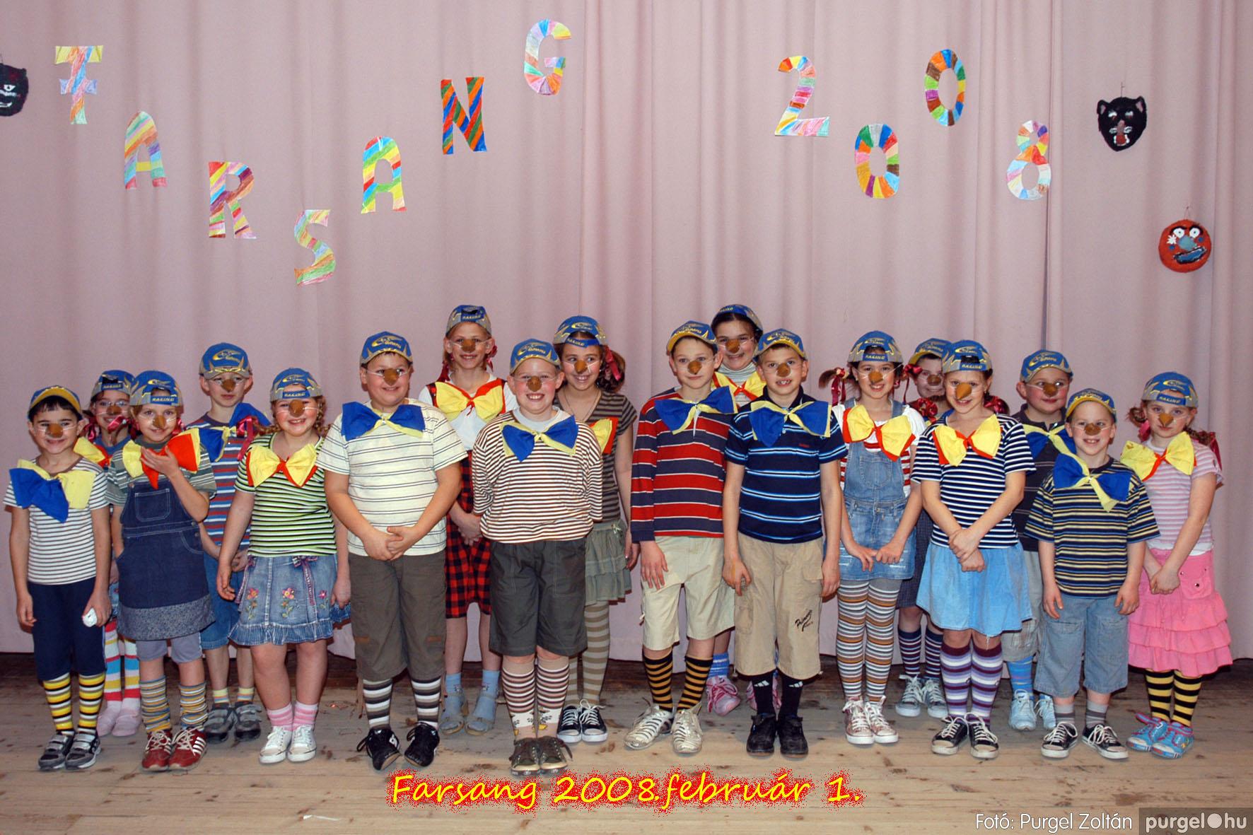 2008.12.01. 100 Forray Máté Általános Iskola farsang 2008. - Fotó:PURGEL ZOLTÁN© 100.jpg