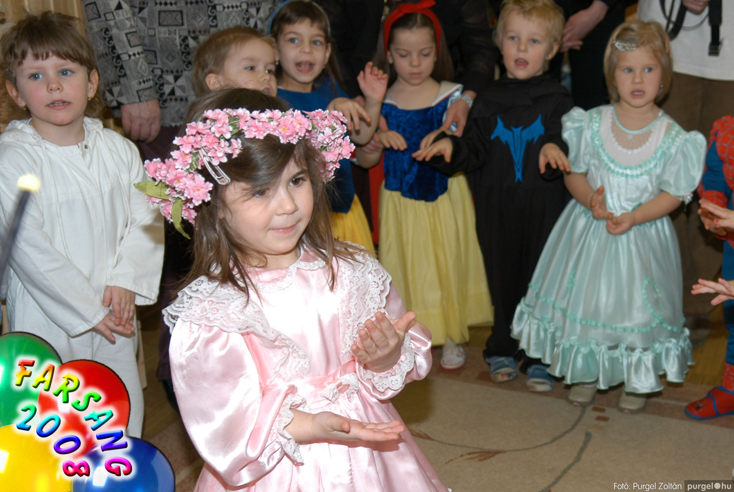 2008.02.20. 059 Kurca-parti Óvoda farsang 2008. - Nyitnikék csoport - Fotó:PURGEL ZOLTÁN© 523.jpg