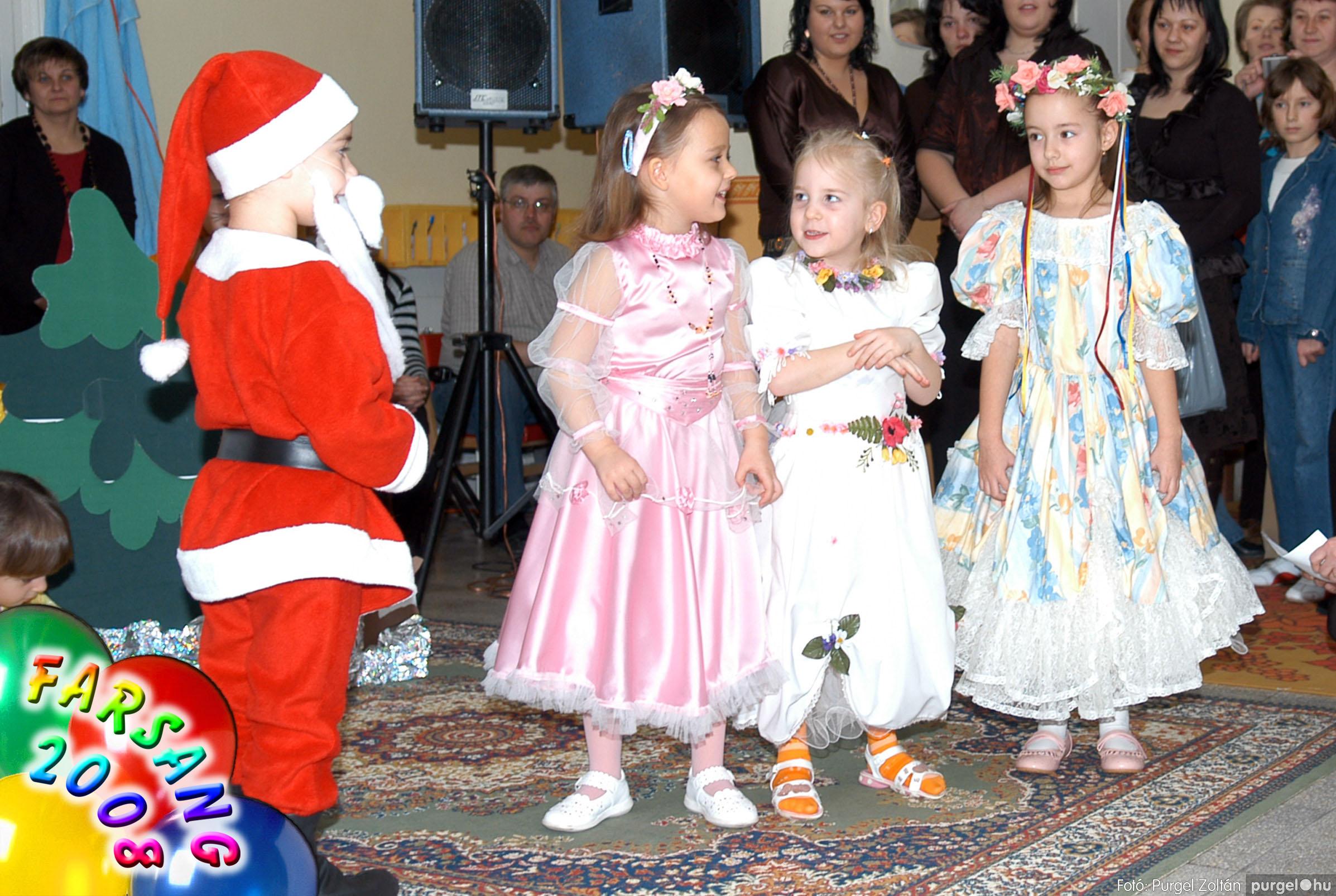 2008.02.23. 072 Kurca-parti Óvoda farsang 2008. - Eszterlánc csoport - Fotó:PURGEL ZOLTÁN© 101.jpg
