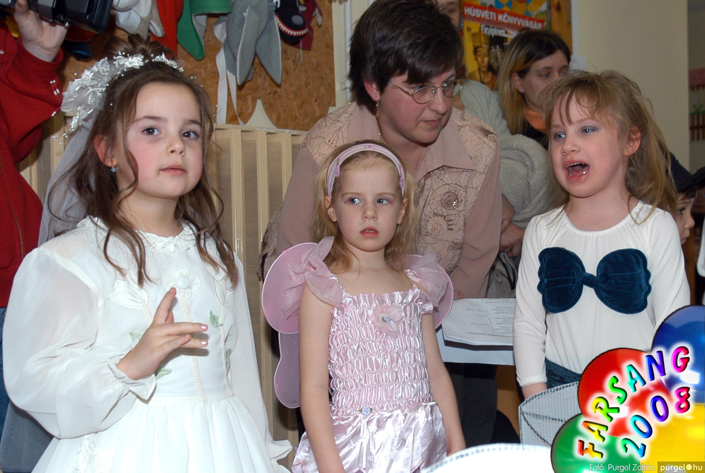2008.02.23. 199 Kurca-parti Óvoda farsang 2008. - Szivárvány csoport - Fotó:PURGEL ZOLTÁN© 623.jpg