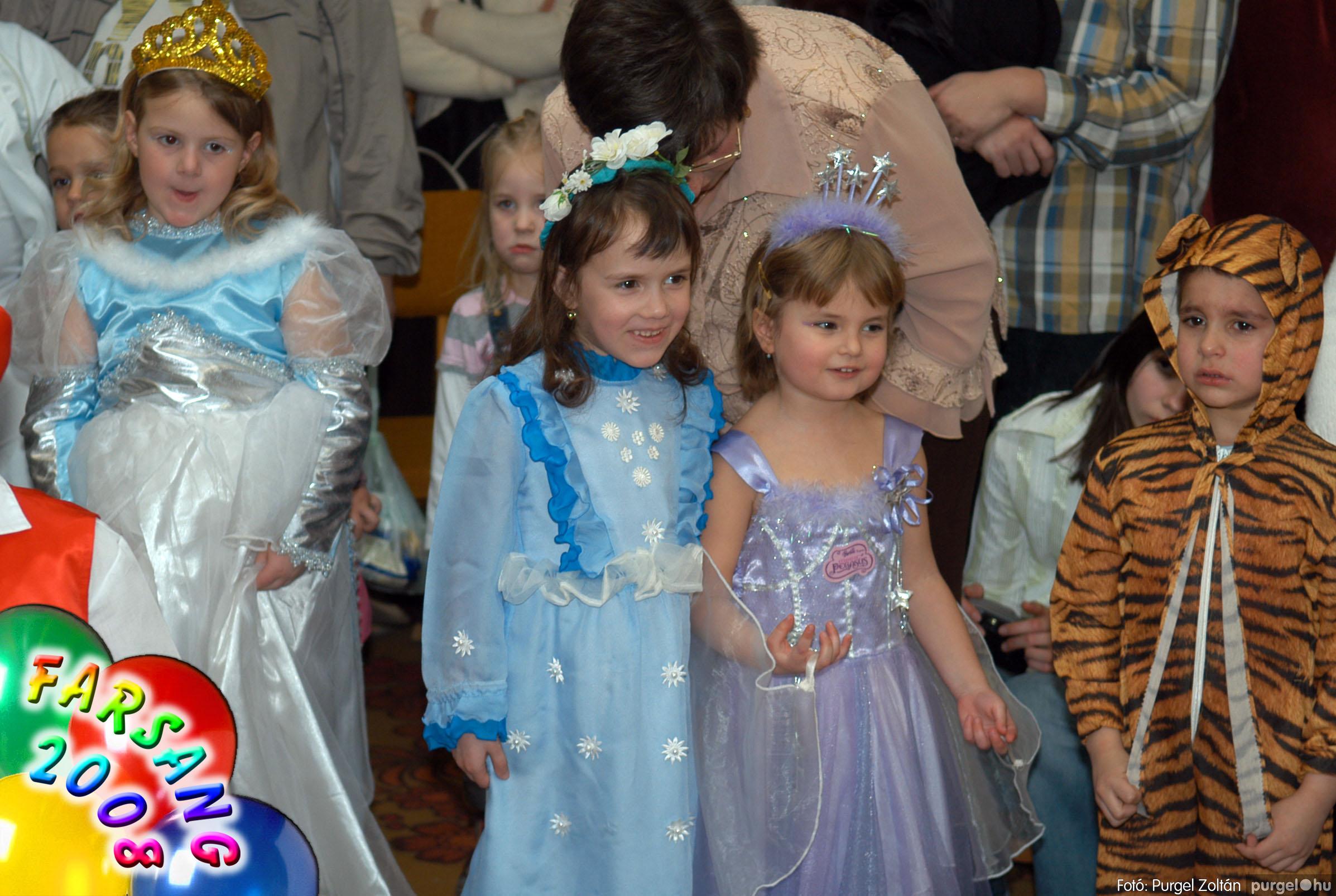 2008.02.23. 203 Kurca-parti Óvoda farsang 2008. - Szivárvány csoport - Fotó:PURGEL ZOLTÁN© 627.jpg