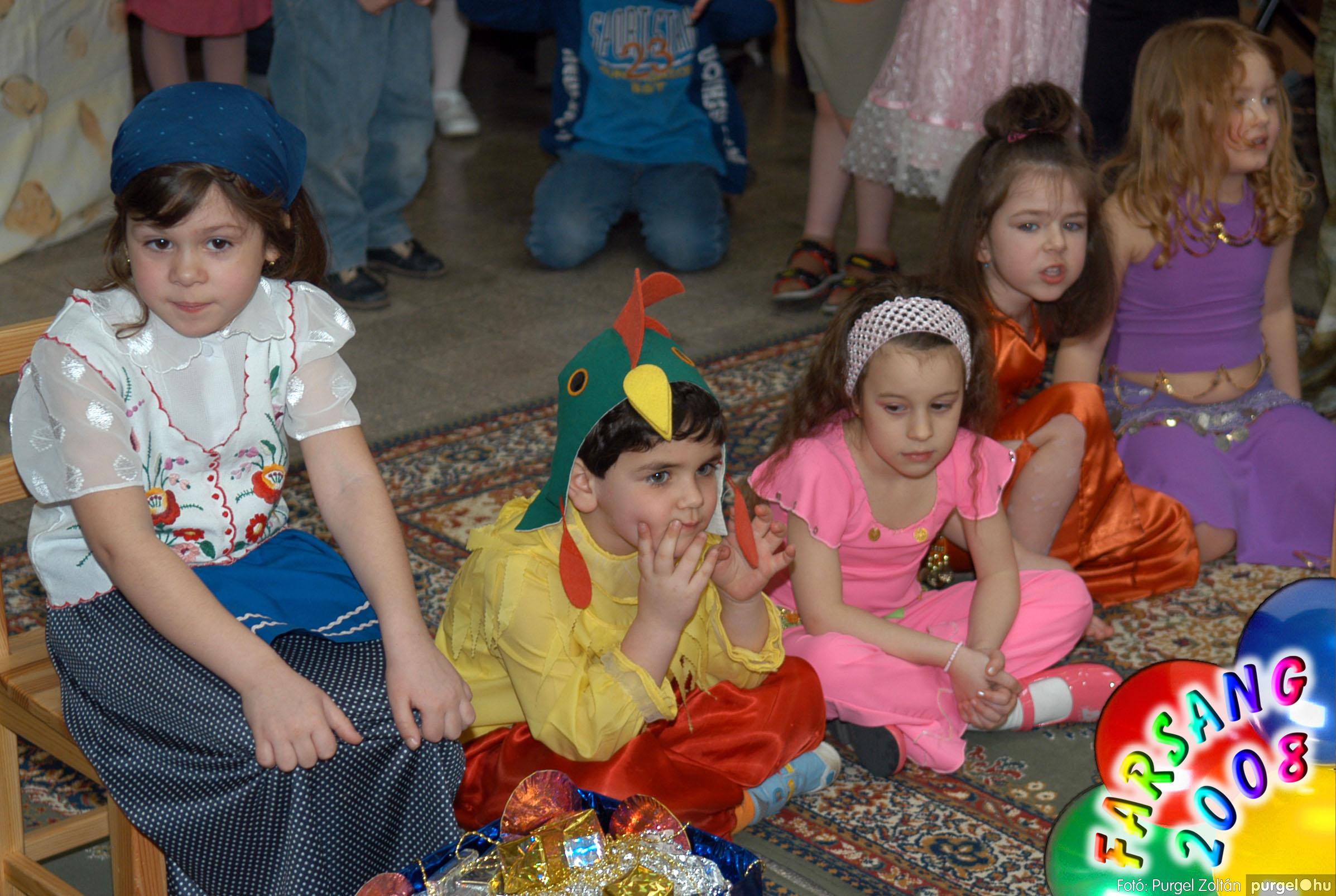2008.02.23. 208 Kurca-parti Óvoda farsang 2008. - Szivárvány csoport - Fotó:PURGEL ZOLTÁN© 632.jpg