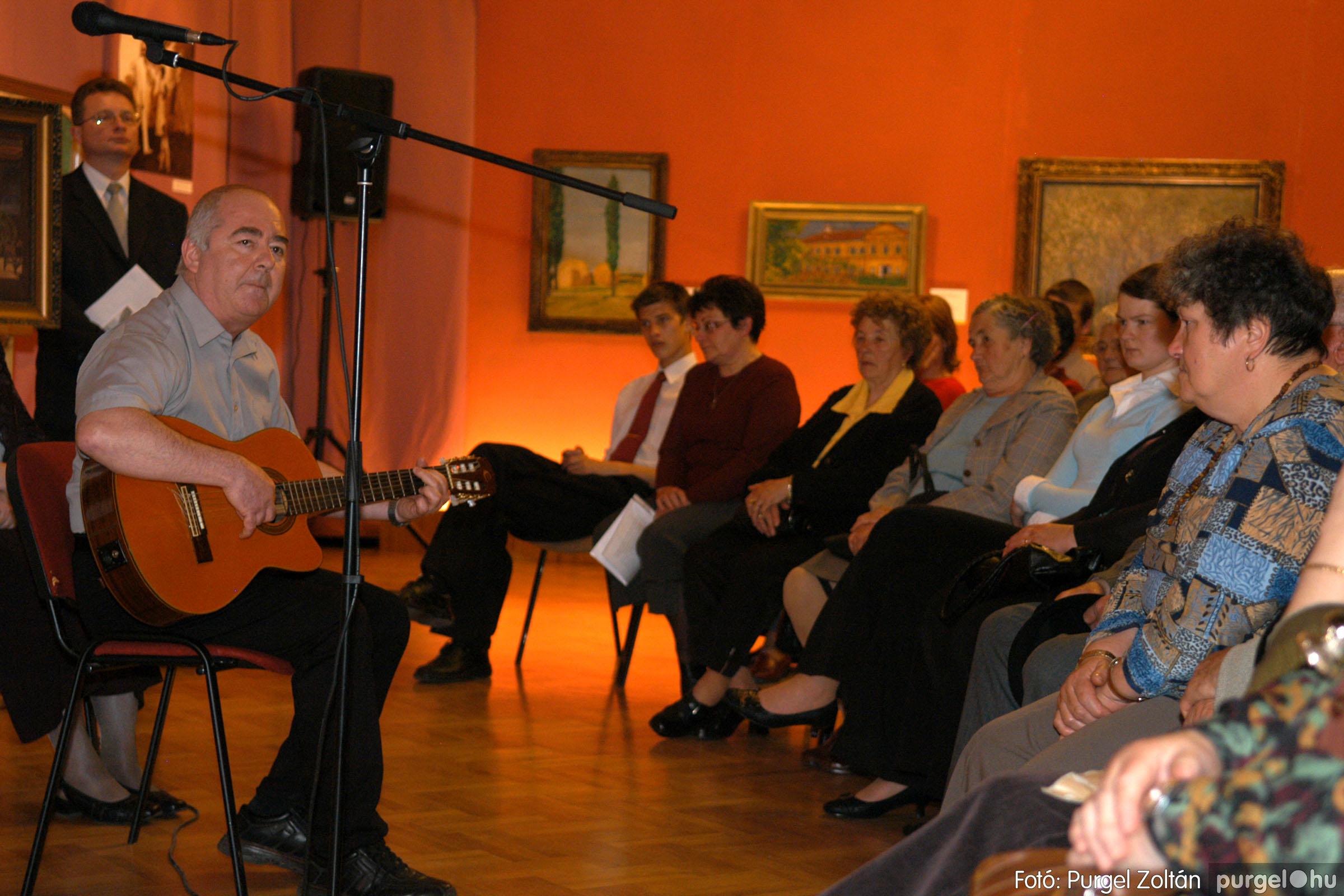 2008.04.07. 008 A tanító öröksége című kiállítás megnyitója Szegeden - Fotó:PURGEL ZOLTÁN© DSC_0636q.jpg