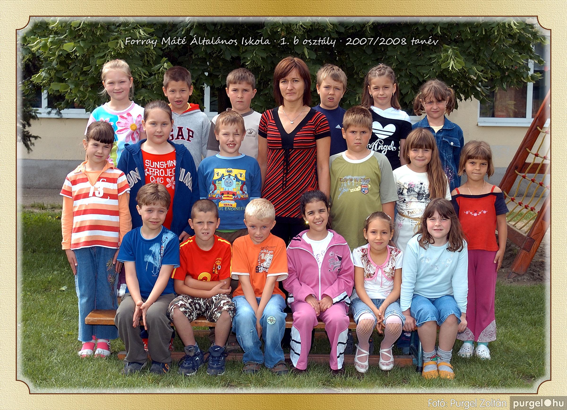 2008.05.08-26. 004 Forray Máté Általános Iskola osztályképek 2008. - Fotó:PURGEL ZOLTÁN© 1b-1.jpg