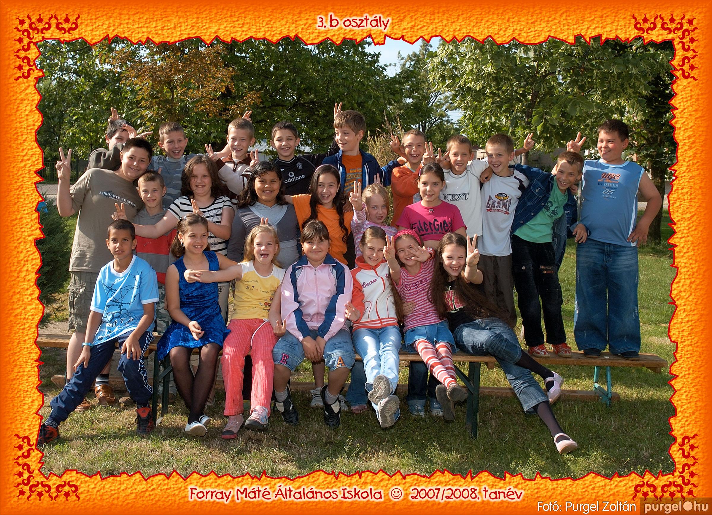 2008.05.08-26. 018 Forray Máté Általános Iskola osztályképek 2008. - Fotó:PURGEL ZOLTÁN© 3b-3.jpg