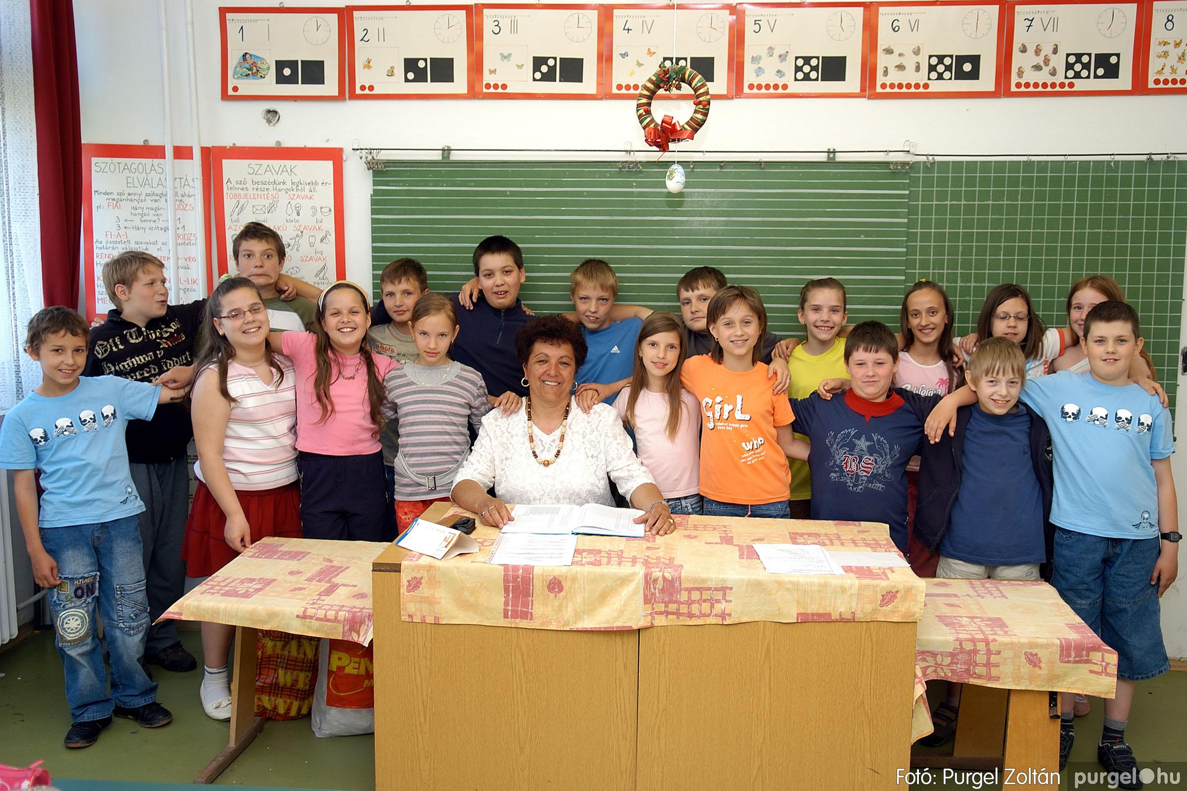 2008.05.08-26. 025 Forray Máté Általános Iskola osztályképek 2008. - Fotó:PURGEL ZOLTÁN© 4a-7.jpg