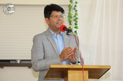 Rakesh Mutraja from Delhi, expresses his views