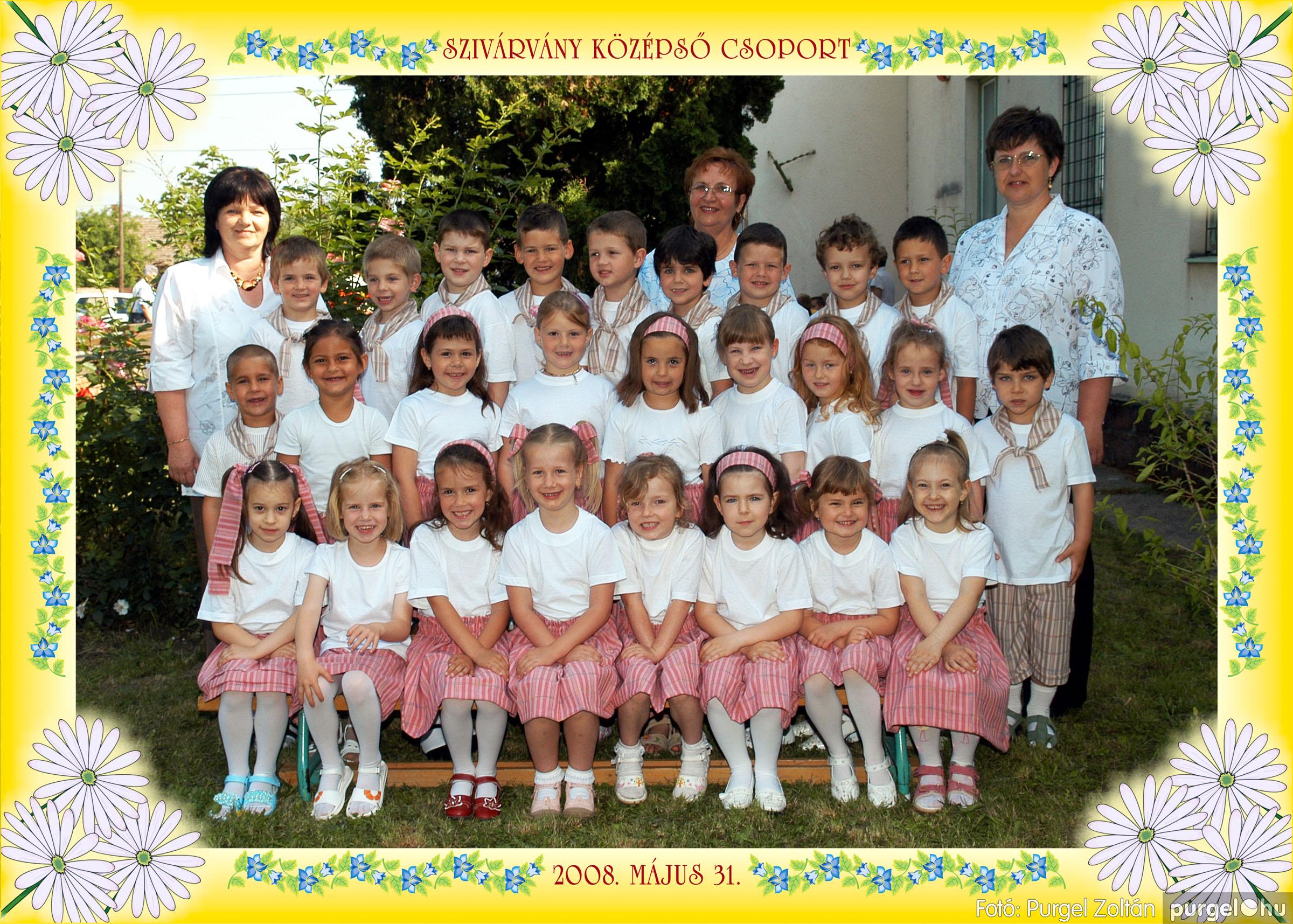2008.15.15-31. 023 Kurca-parti Óvoda csoportképek 2008. - Fotó:PURGEL ZOLTÁN© 651szivarvany.jpg