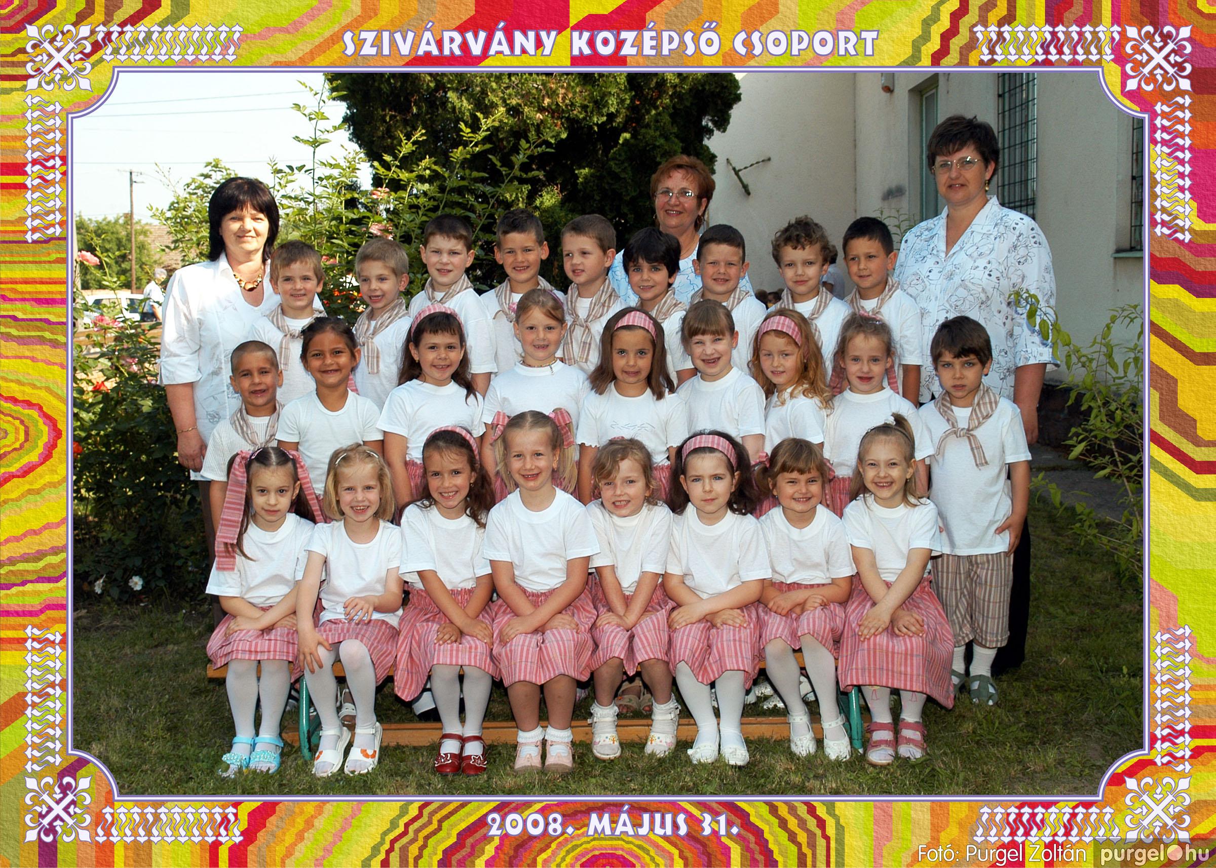 2008.15.15-31. 024 Kurca-parti Óvoda csoportképek 2008. - Fotó:PURGEL ZOLTÁN© 652szivarvany.jpg