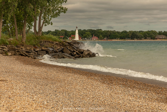 A Stoney Beach