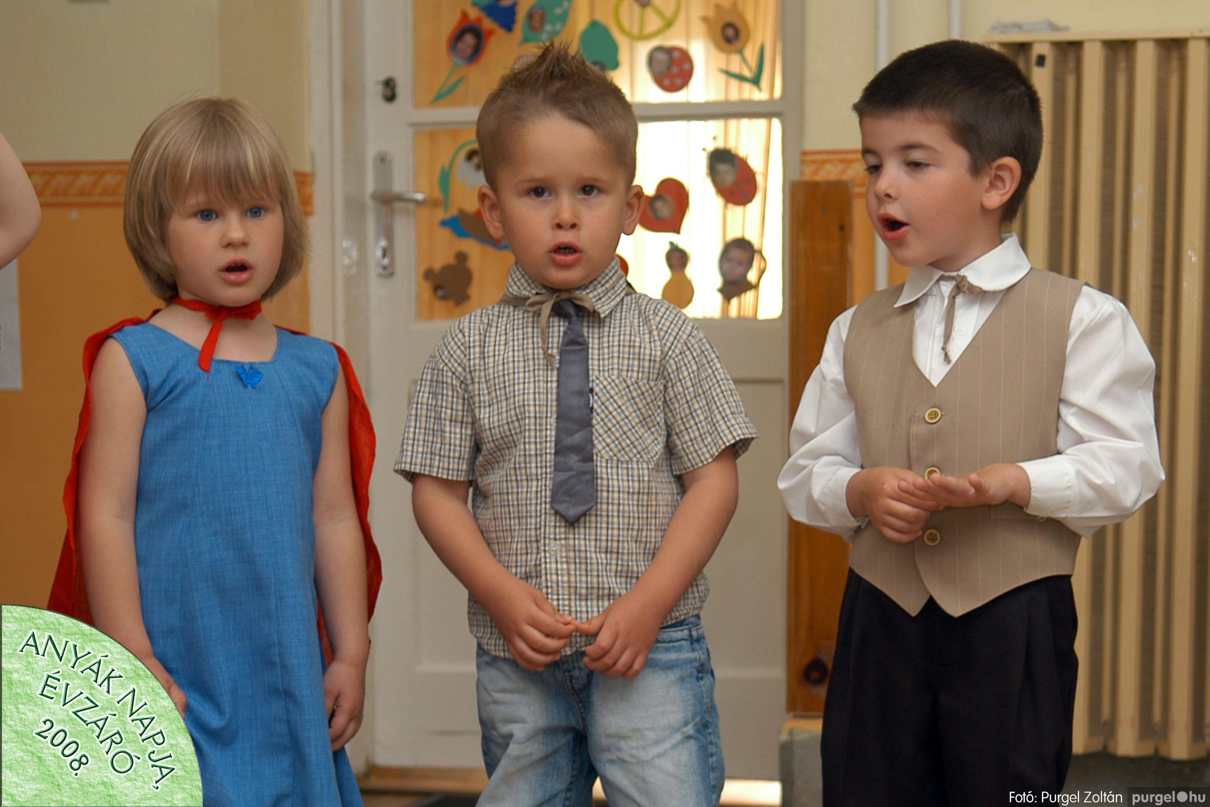 2008.05.16. 062 Kurca-parti Óvoda évzáró 2008. - Nyitnikék csoport - Fotó:PURGEL ZOLTÁN© 526.jpg