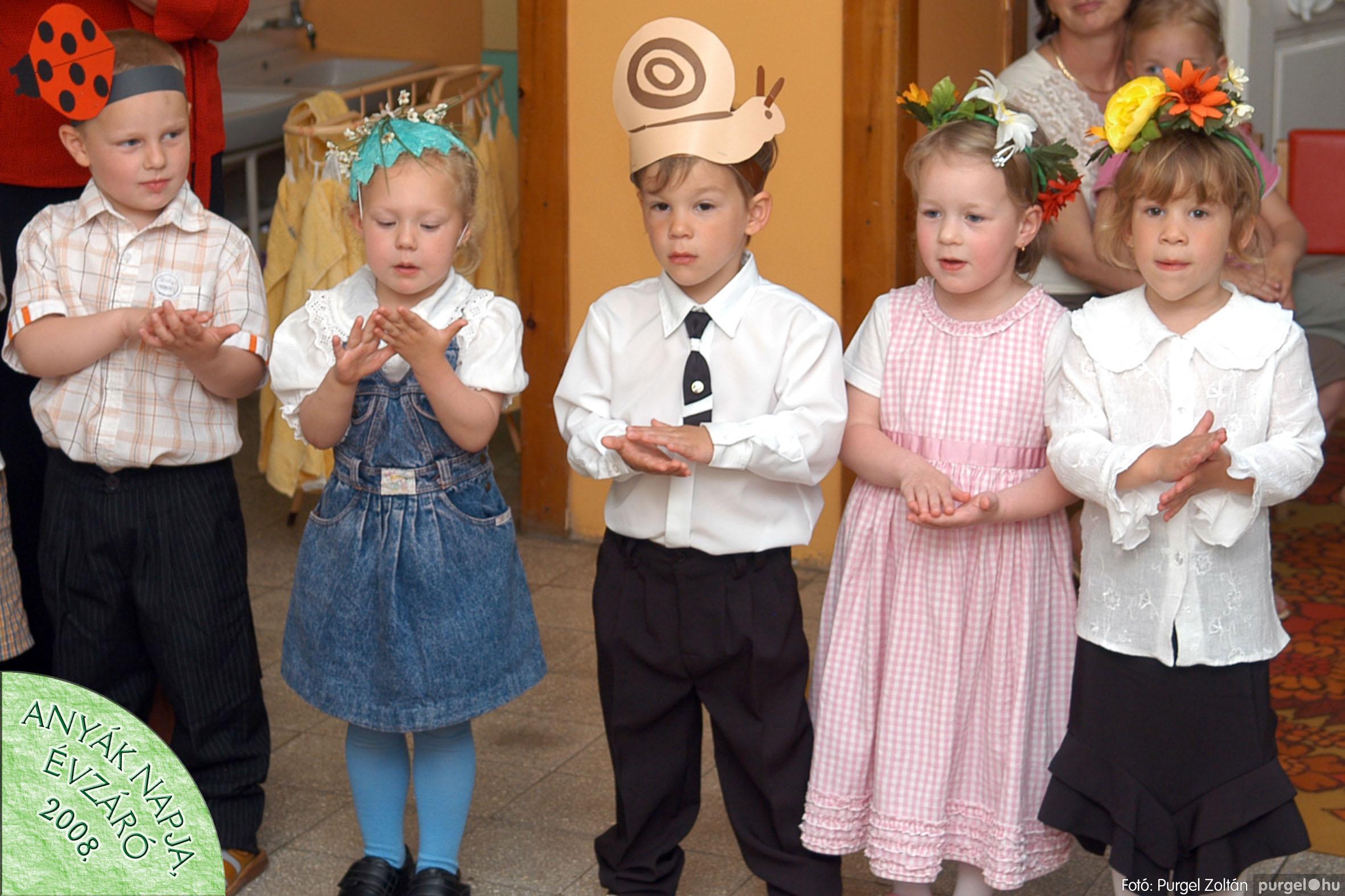 2008.05.15. 023 Kurca-parti Óvoda évzáró 2008. - Napsugár csoport - Fotó:PURGEL ZOLTÁN© 423.jpg