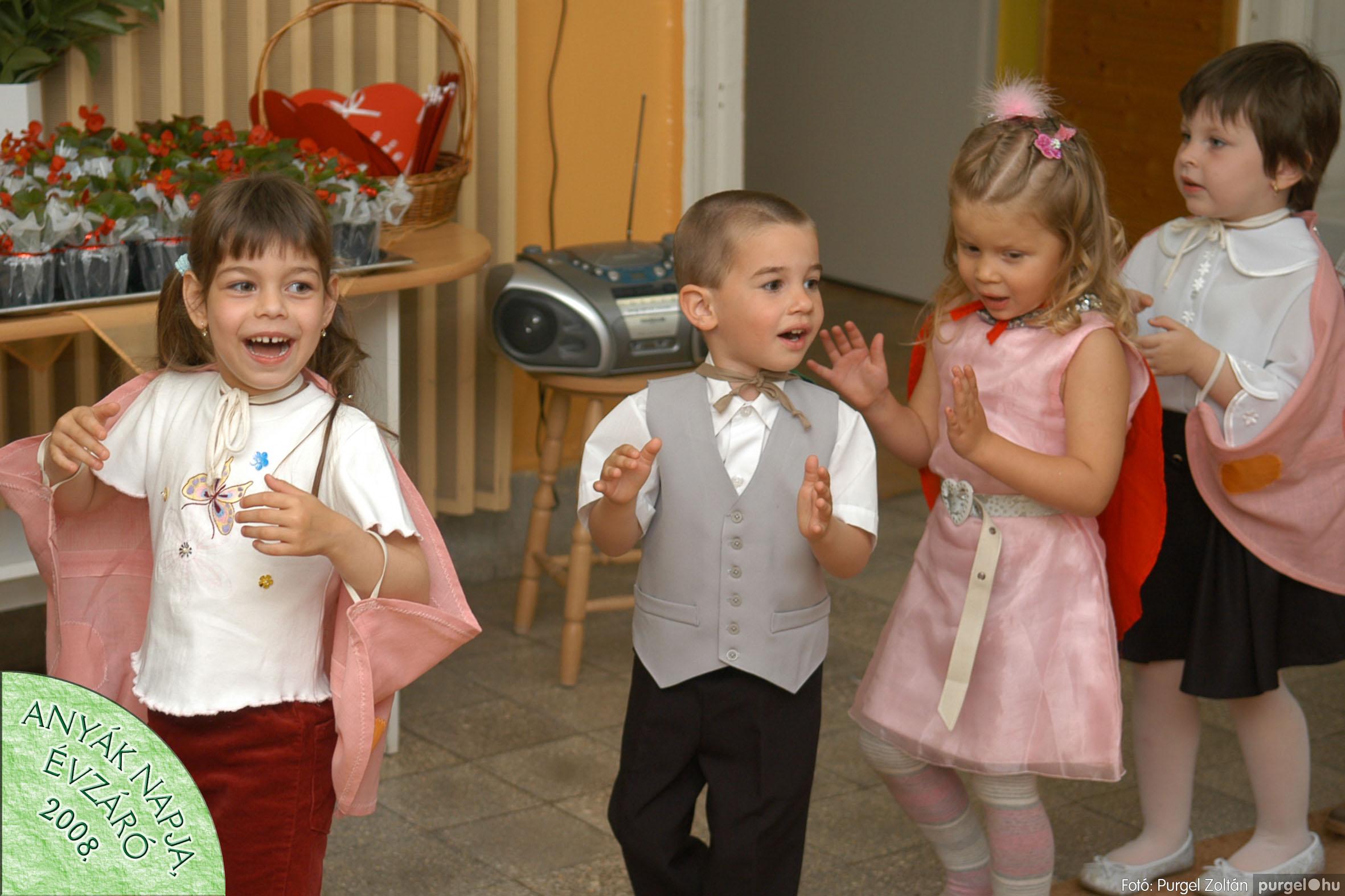 2008.05.16. 038 Kurca-parti Óvoda évzáró 2008. - Nyitnikék csoport - Fotó:PURGEL ZOLTÁN© 502.jpg