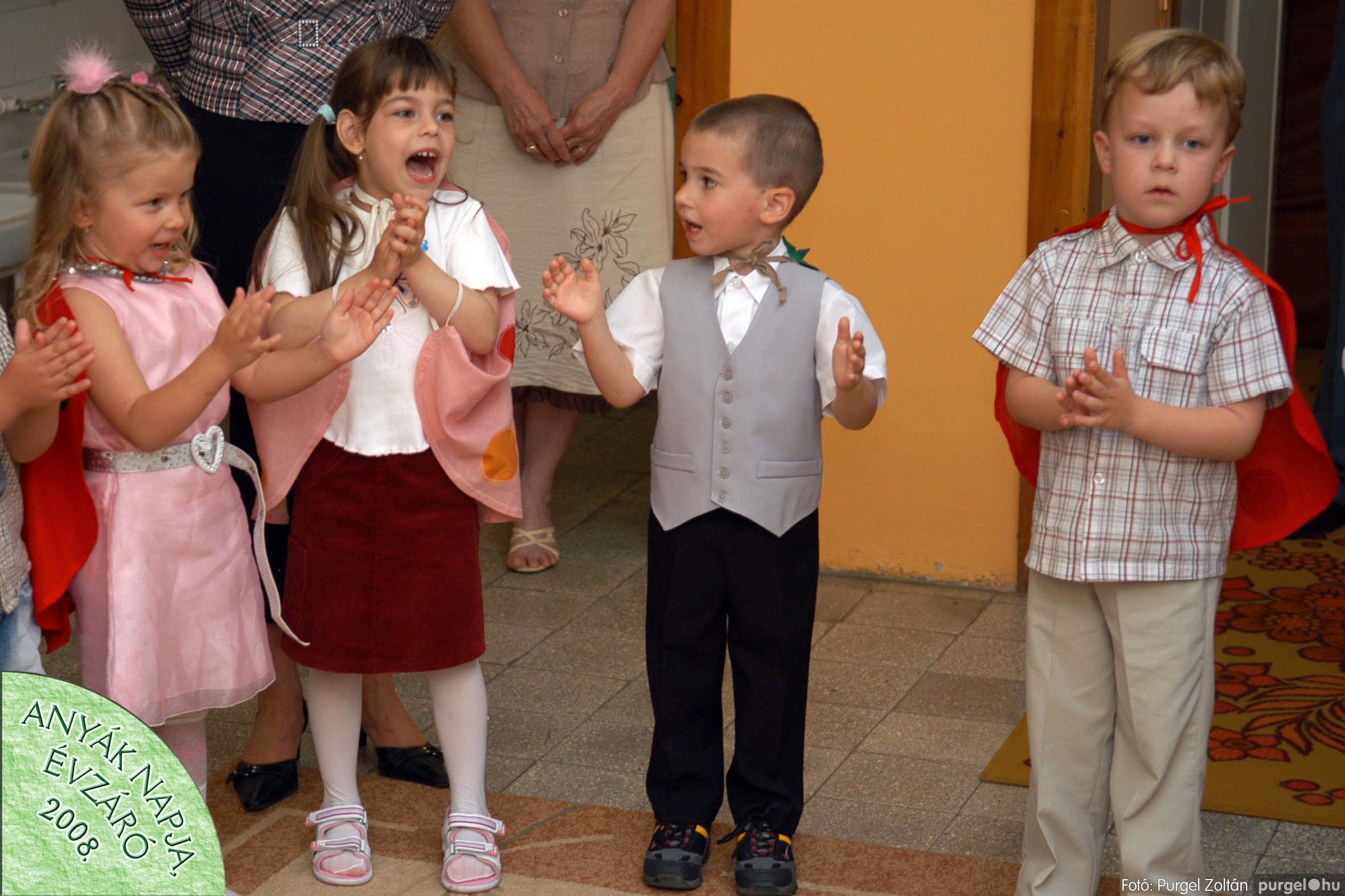 2008.05.16. 045 Kurca-parti Óvoda évzáró 2008. - Nyitnikék csoport - Fotó:PURGEL ZOLTÁN© 509.jpg