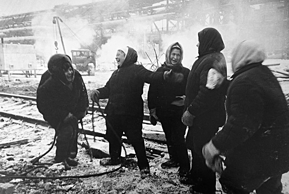 1974. Работницы