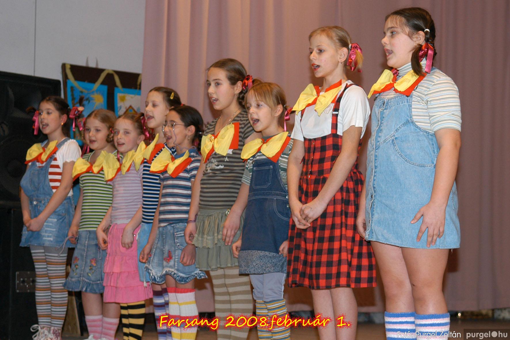 2008.12.01. 001 Forray Máté Általános Iskola farsang 2008. - Fotó:PURGEL ZOLTÁN© 001.jpg