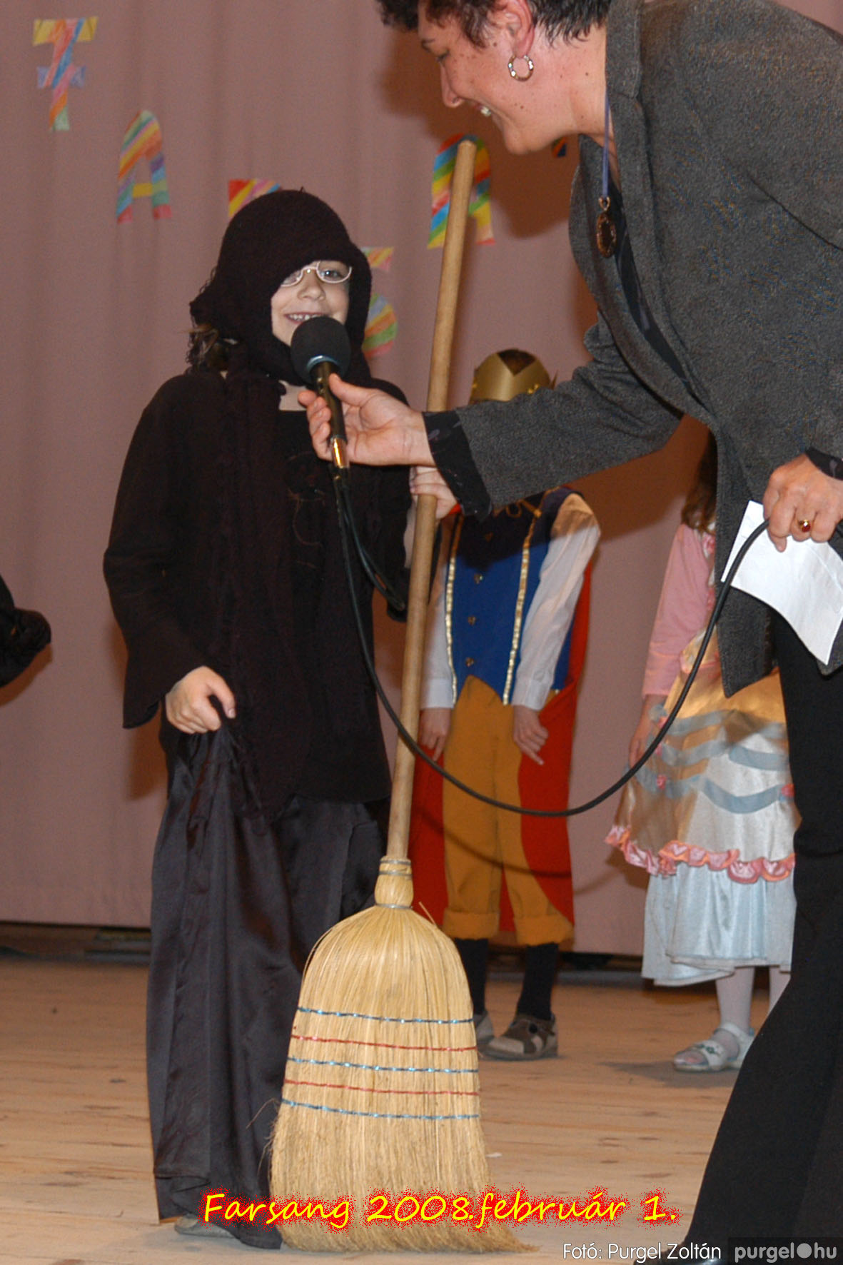 2008.12.01. 017 Forray Máté Általános Iskola farsang 2008. - Fotó:PURGEL ZOLTÁN© 017.jpg