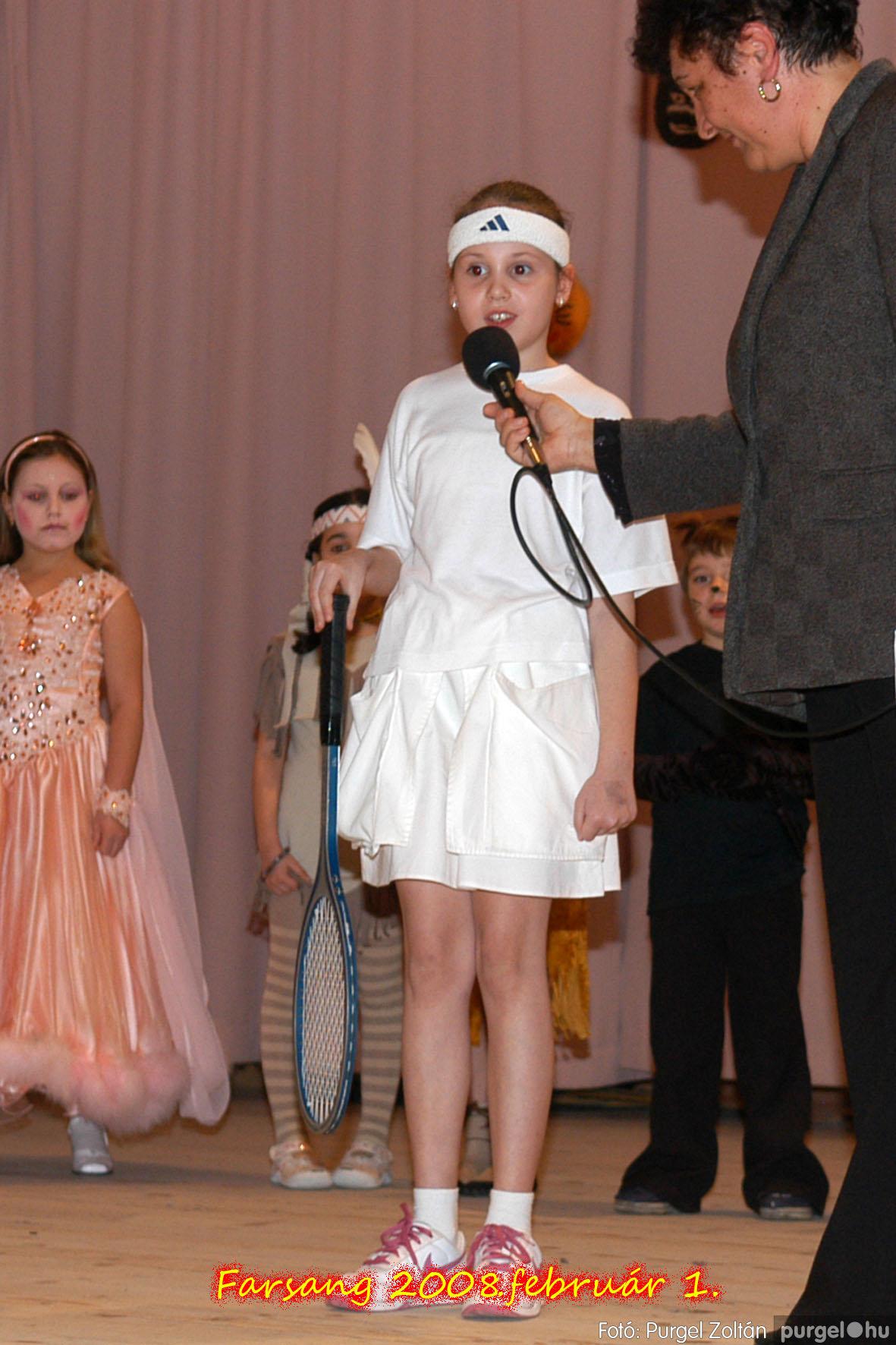 2008.12.01. 025 Forray Máté Általános Iskola farsang 2008. - Fotó:PURGEL ZOLTÁN© 025.jpg
