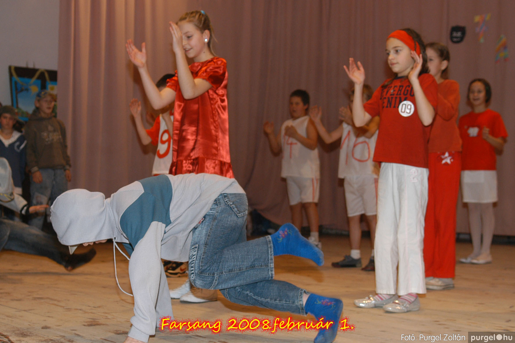 2008.12.01. 085 Forray Máté Általános Iskola farsang 2008. - Fotó:PURGEL ZOLTÁN© 085.jpg