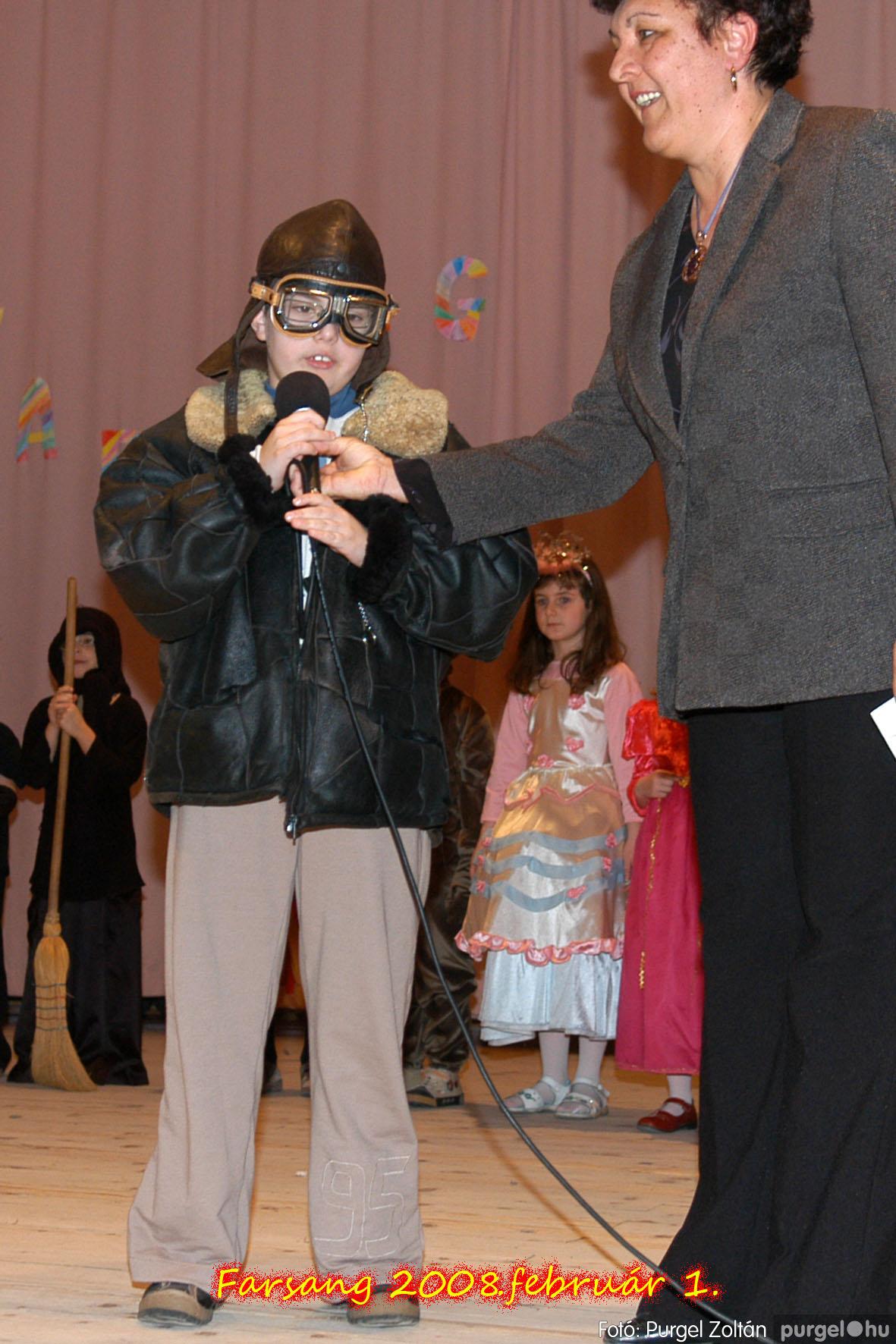 2008.12.01. 008 Forray Máté Általános Iskola farsang 2008. - Fotó:PURGEL ZOLTÁN© 008.jpg