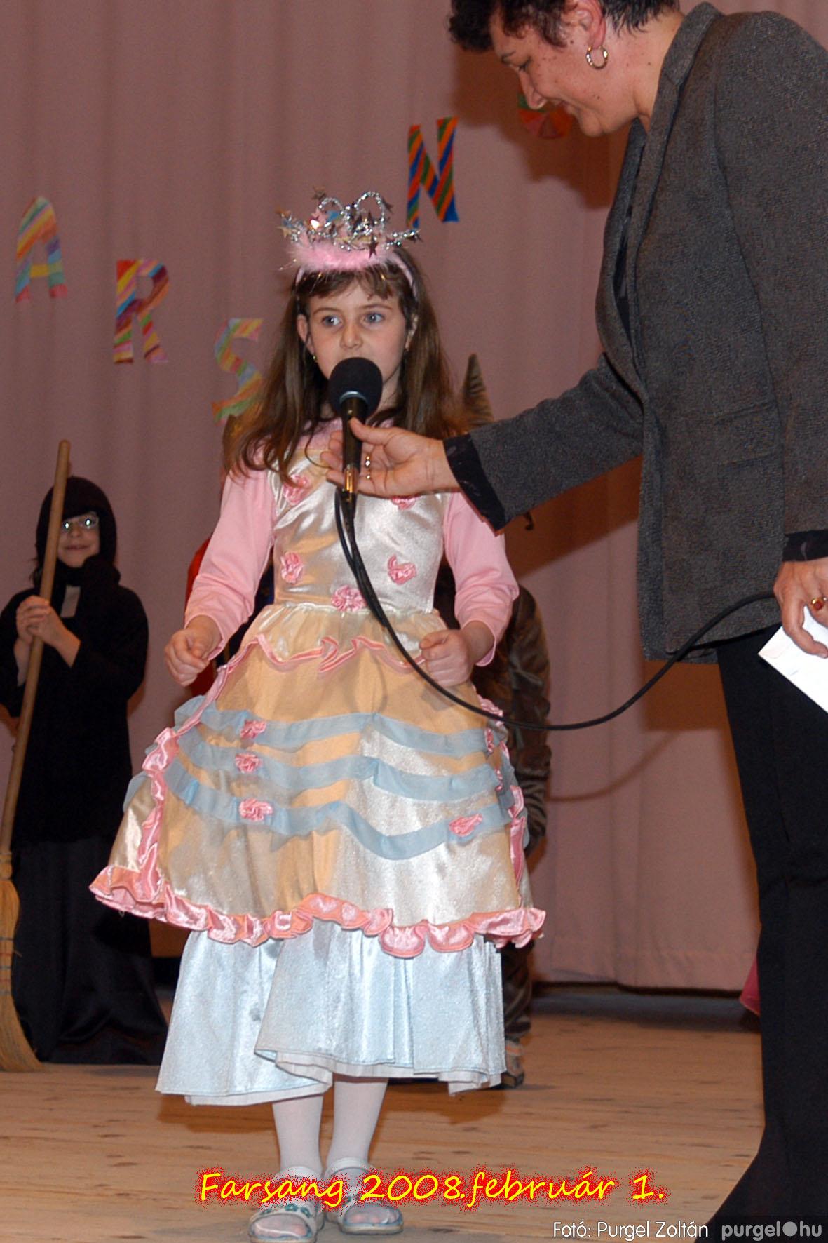 2008.12.01. 014 Forray Máté Általános Iskola farsang 2008. - Fotó:PURGEL ZOLTÁN© 014.jpg