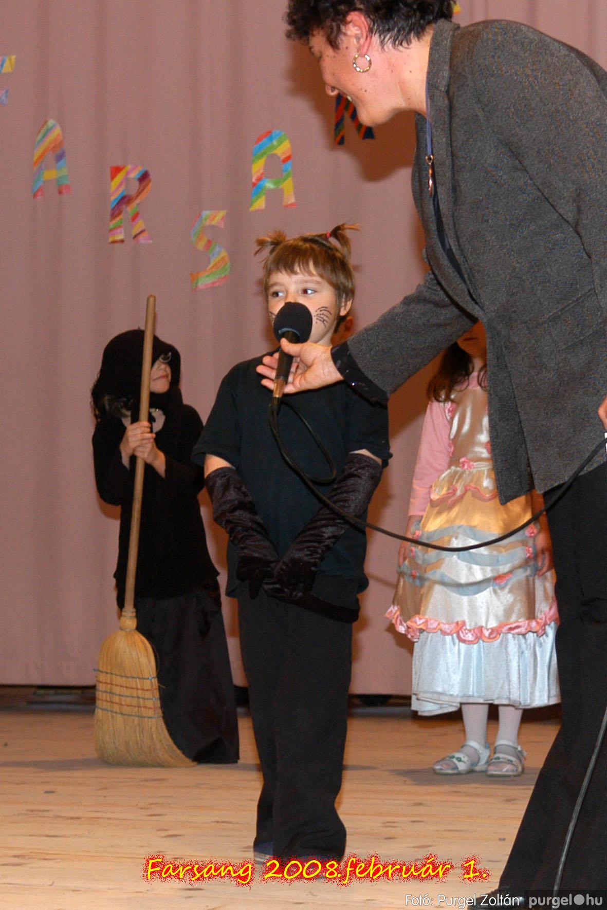 2008.12.01. 018 Forray Máté Általános Iskola farsang 2008. - Fotó:PURGEL ZOLTÁN© 018.jpg