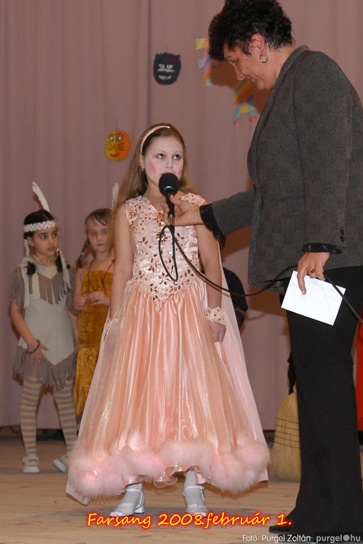 2008.12.01. 021 Forray Máté Általános Iskola farsang 2008. - Fotó:PURGEL ZOLTÁN© 021.jpg
