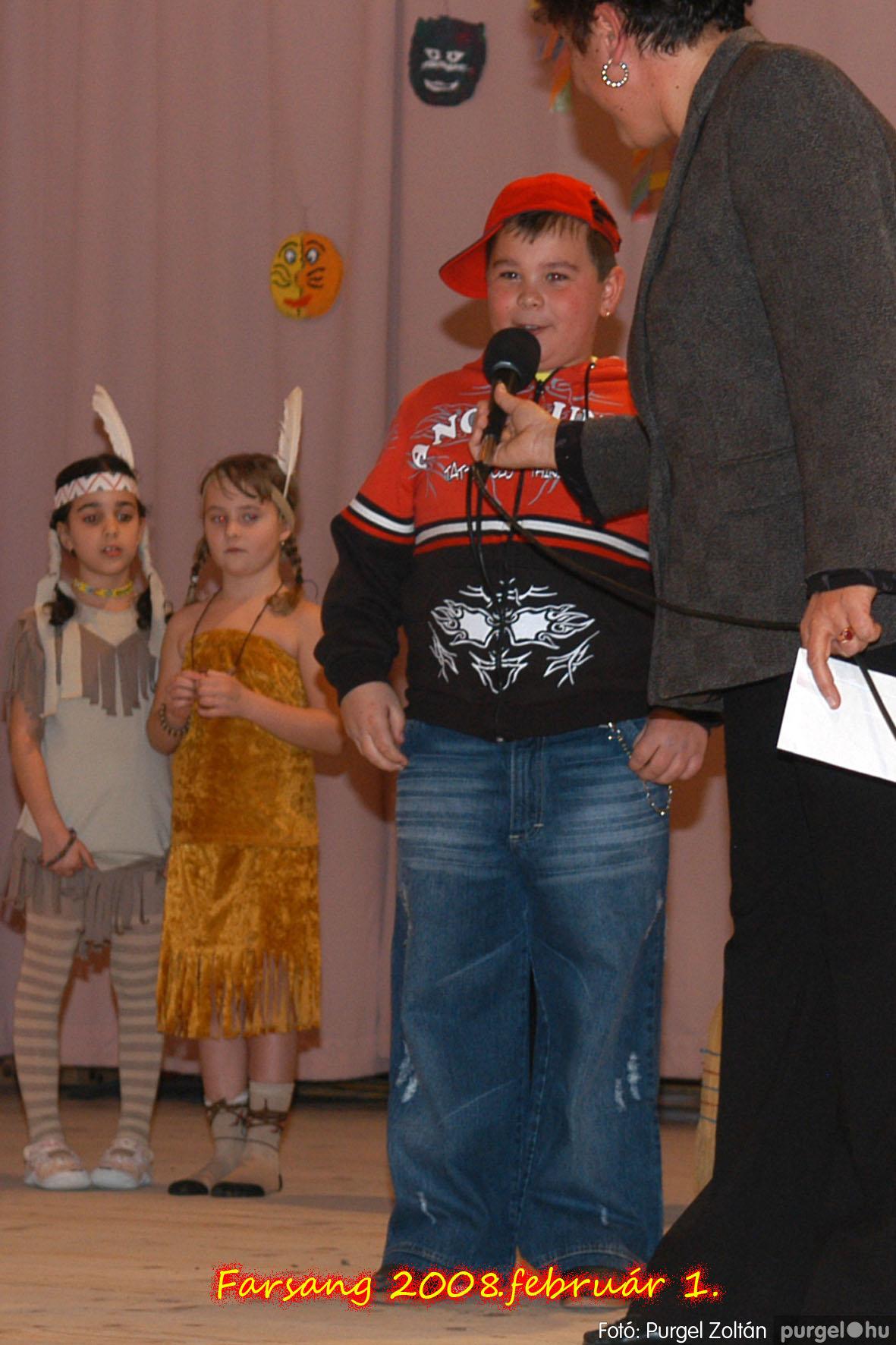 2008.12.01. 023 Forray Máté Általános Iskola farsang 2008. - Fotó:PURGEL ZOLTÁN© 023.jpg